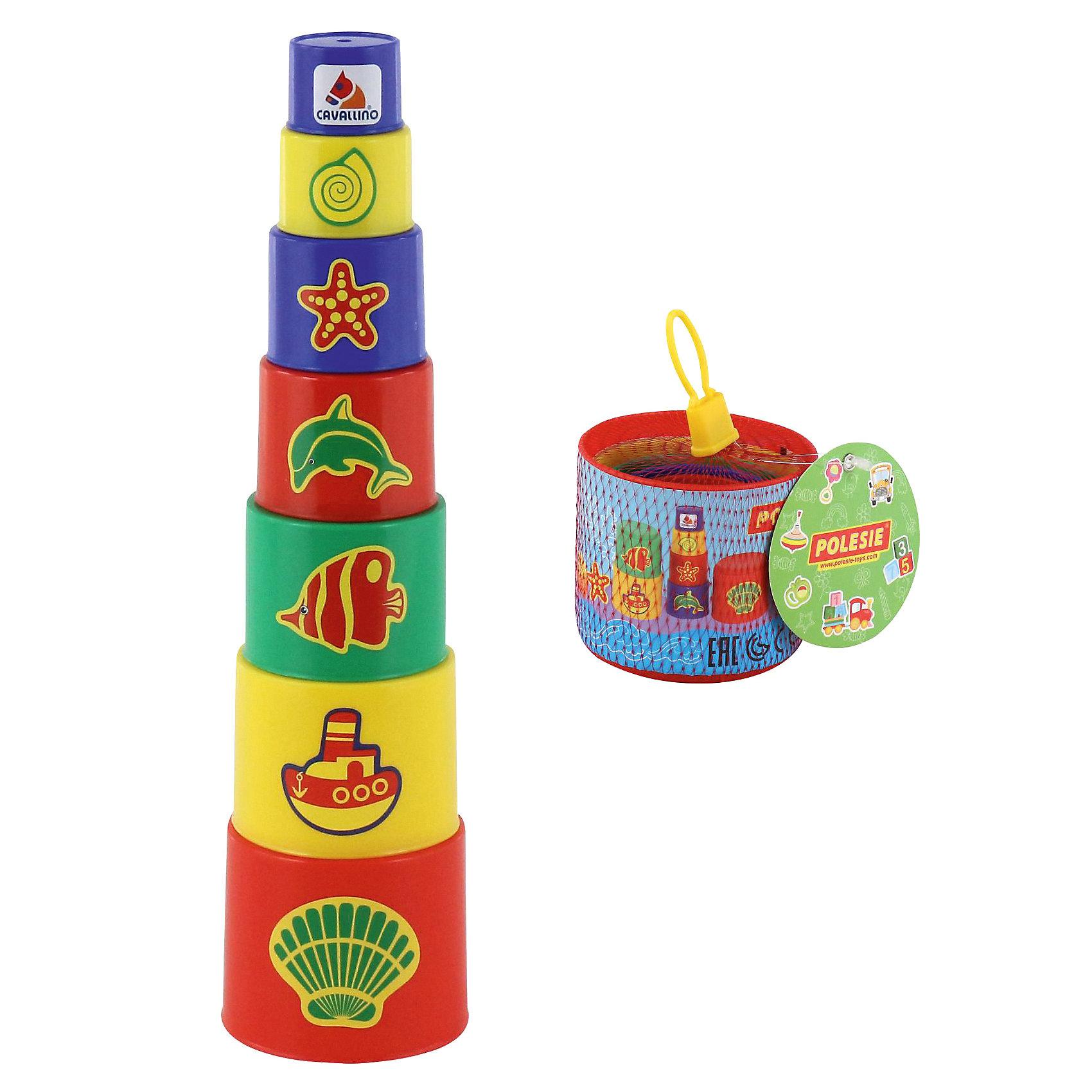 Занимательная пирамидка №3, 7 элементов, ПолесьеПирамидки<br>Характеристики товара:<br><br>• возраст: от 12 мес<br>• количество деталей: 7 шт<br>• материал: пластик<br>• высота пирамидки: 50 см.<br>Страна обладатель бренда: Беларусь.<br><br>Интересная игрушка Занимательная пирамидка поможет развить у ребенка логическое и абстрактное мышление, а также моторику рук. <br><br>Собрать ее не составит никакого труда, ведь все элементы соединяются между собой легко и просто.<br><br>Занимательную пирамидку №3, 7 элементов, Полесье можно купить в нашем интернет-магазине.<br><br>Ширина мм: 85<br>Глубина мм: 20<br>Высота мм: 84<br>Вес г: 123<br>Возраст от месяцев: 36<br>Возраст до месяцев: 2147483647<br>Пол: Унисекс<br>Возраст: Детский<br>SKU: 6760711