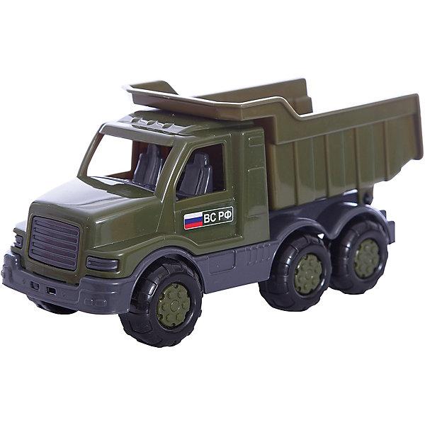 Самосвал военный Тёма, ПолесьеМашинки<br>Характеристики товара:<br><br>• цвет: зеленый<br>• материал: пластик<br>• размер упаковки: 20х9х10 см.<br>• колеса крутятся<br>• страна бренда: Беларусь<br><br>Самосвал военный Тёма, Полесье можно купить в нашем интернет-магазине.<br>Ширина мм: 200; Глубина мм: 83; Высота мм: 96; Вес г: 135; Возраст от месяцев: 36; Возраст до месяцев: 2147483647; Пол: Мужской; Возраст: Детский; SKU: 6760733;