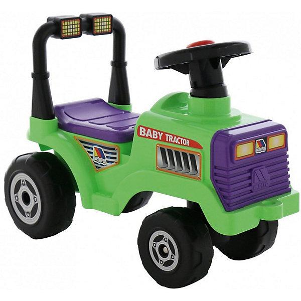 Каталка-трактор