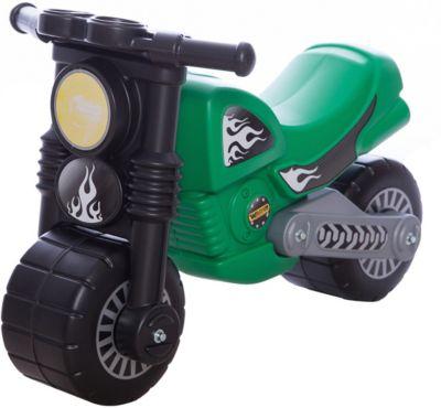 Мотоцикл Моторбайк , Зелёный, Полесье