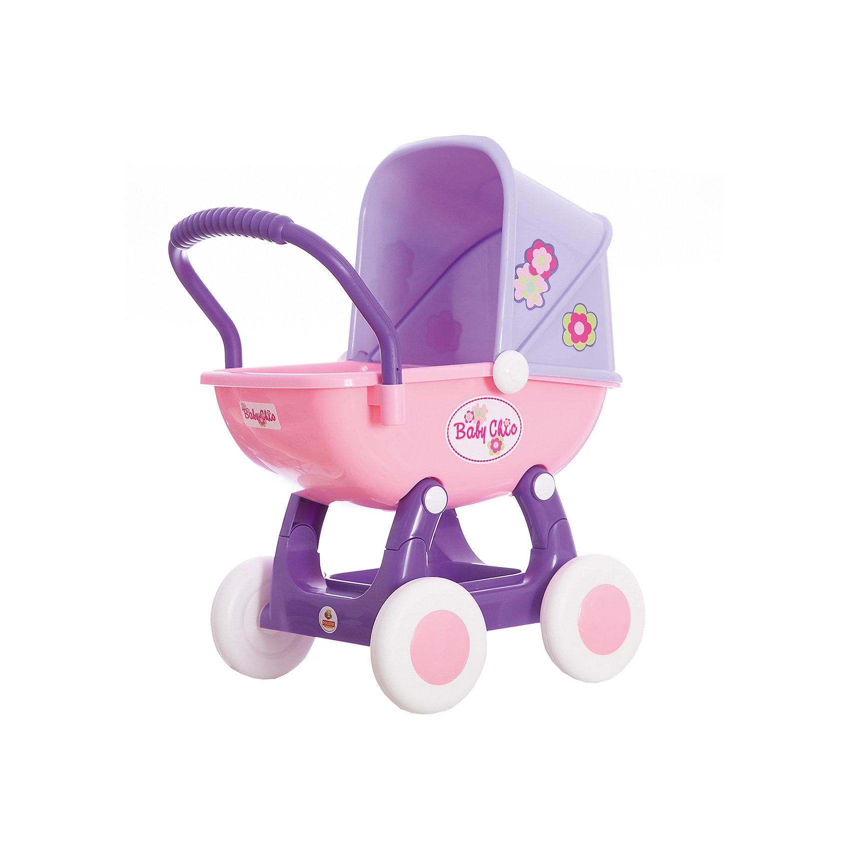 Коляска для кукол Arina, 4-х колёсная, ПолесьеКоляски и транспорт для кукол<br>Характеристики товара:<br><br>• возраст: от 18 месяцев<br>• размер игрушки: 50х36х58 см<br>• подходит для игры в помещении и на улице<br>• имеет устойчивую конструкцию<br>• 4 прорезиненных колеса обеспечивают мягкость и плавность при движении коляски<br>• у основания коляски имеется реечное дно, в которое удобно складывать игрушки<br>• в данную коляску можно усадить практически любую куклу размером до 48 см<br>• выполнена из прочной пластмассы высокого качества<br>• страна бренда: Беларусь.<br><br>С детства девочки любят играть с куклами, ухаживать за ними, купать и кормить. Кроме того, они любят ходить с ними на прогулку. С этой коляской можно катать на улице свою любимую куклу и гулять с ней сколько угодно. <br><br>Коляска выглядит совсем как настоящая, поэтому любая девочка может почувствовать себя в роли молодой мамы. <br><br>Внимание! Цвет коляски варьируется и может отличаться от цветов на фотографии.<br><br>Коляску для кукол Arina, 4-х колёсную, Полесье можно купить в нашем интернет-магазине.<br><br>Ширина мм: 445<br>Глубина мм: 332<br>Высота мм: 595<br>Вес г: 1742<br>Возраст от месяцев: 36<br>Возраст до месяцев: 2147483647<br>Пол: Женский<br>Возраст: Детский<br>SKU: 6760766