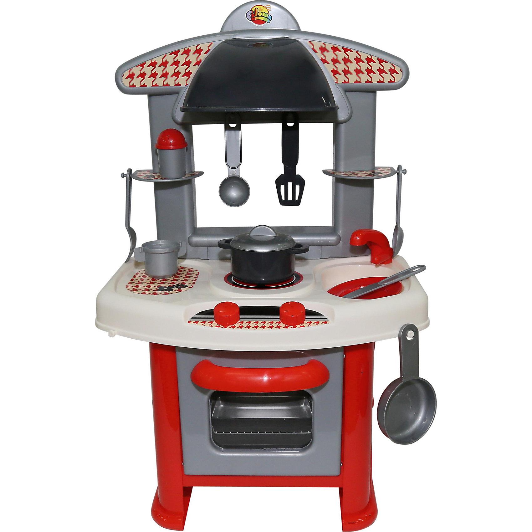 Набор-мини Кухня Яна, ПолесьеДетские кухни<br>Характеристики товара:<br><br>• возраст: от 3 лет<br>• материал: пластик.<br>• размер упаковки: 40.5 х 27 х 64.5 см.<br>• страна бренда: Беларусь.<br><br>Мини-кухня Яна от компании Полесье - это игровой набор, который может завлечь девочку на очень долгое время. Ведь, играя с ним, она сможет придумать множество сюжетов. <br><br>Все элементы в наборе максимально приближены к реальным, именно поэтому с ним так интересно играть.<br><br>Внимание! Цветовое исполнение некоторых элементов игрового набора варьируется, может отличаться от представленного на фото.<br><br>Мини-кухню Яна можно купить в нашем интернет-магазине.<br><br>Ширина мм: 405<br>Глубина мм: 365<br>Высота мм: 200<br>Вес г: 1322<br>Возраст от месяцев: 36<br>Возраст до месяцев: 2147483647<br>Пол: Женский<br>Возраст: Детский<br>SKU: 6760773