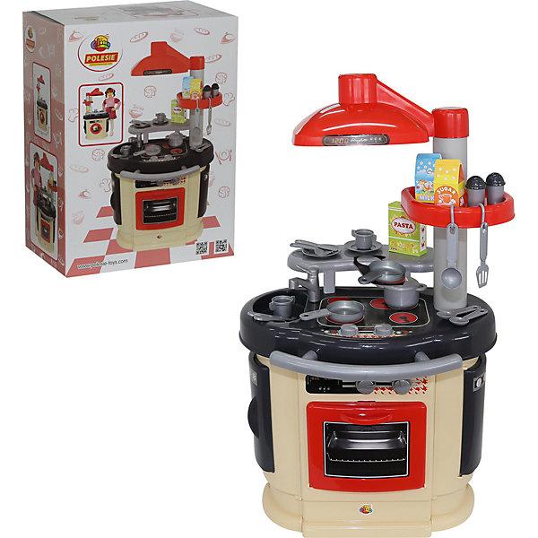 Набор Кухня Marta, ПолесьеДетские кухни<br>Характеристики товара:<br><br>• возраст: от 3 лет<br>• цвет: коричневый.<br>• комплект: духовка, посудомоечная машинка, холодильник, стиральная машина, мойка, 2 кружечки, 2 блюдца, 2 ложки, 2 вилки, 2 ножа, 2 кухонных прибора, коробочки.<br>• материал: пластмасса.<br>• размер игрушки: 59х59х100 см.<br>• страна бренда: Беларусь.<br><br>Игровой набор Марта от компании Полесье представляет собой детскую кухню, которая оснащена плитой, духовым шкафом и легко устанавливаемой вытяжкой. <br><br>В комплект также входят множество самой разной утвари, с помощью которой маленькая хозяюшка сможет приготовить великолепный ужин для любимых игрушек.<br><br>Кухню Марта, Полесье можно купить в нашем интернет-магазине.<br>Ширина мм: 515; Глубина мм: 320; Высота мм: 680; Вес г: 4809; Возраст от месяцев: 36; Возраст до месяцев: 2147483647; Пол: Женский; Возраст: Детский; SKU: 6760774;