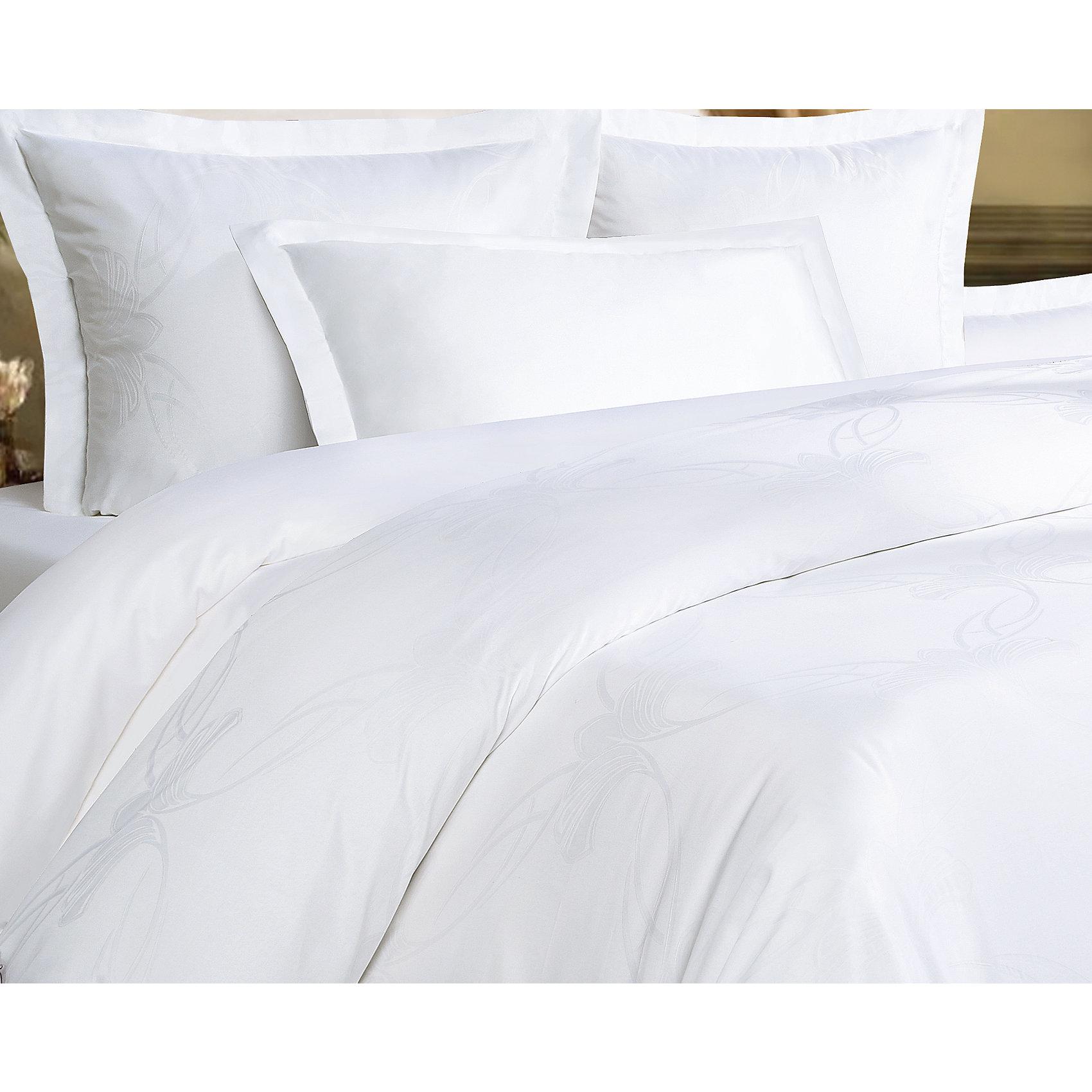 Постельное белье 2 сп Royal вензель, Mona Liza, белый, нав. 70*70 (2 шт) и 50*70 (2 шт.)Домашний текстиль<br>Постельное белье Mona Liza Royal — это королевская роскошь. Изысканная классика в сочетании с высочайшим качеством ткани сатин-жаккард откроет Вам двери в мир элегантного текстиля и непревзойденного вкуса. Комплектация и размеры: Пододеяльник 175*210, простынь 215*240, наволочки 70*70 (2 шт) и 50*70 (2 шт)<br><br>Ширина мм: 290<br>Глубина мм: 80<br>Высота мм: 370<br>Вес г: 2200<br>Возраст от месяцев: 144<br>Возраст до месяцев: 600<br>Пол: Унисекс<br>Возраст: Детский<br>SKU: 6765274