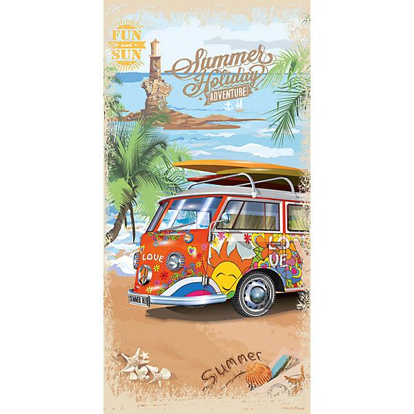 Полотенце 70*140 Summer Bus, Mona LizaПолотенца<br>Характеристики:<br><br>• материал: махра<br>• состав: 70% хлопок, 30% велюр<br>• размер полотенца: 70х140 см<br>• размер упаковки: 37х1х25 см<br>• вес: 350 грамм<br><br>Яркое и удобное полотенце Summer Bus приятно взять с собой на пляж или использовать дома в ванной комнате. Пляжное полотенце изготовлено из мягкого материала, который быстро поглощает влагу, обеспечивая вам сухость и комфорт во время использования. Махровое полотенце не вызывает аллергии, благодаря чему его можно использовать людям с чувствительной кожей. Полотенце не мнется и хорошо поддается стирке, сохраняя насыщенность цвета.<br><br>Полотенце 70*140 Summer Bus, Mona Liza (Мона Лиза) вы можете купить в нашем интернет-магазине.<br>Ширина мм: 250; Глубина мм: 10; Высота мм: 370; Вес г: 350; Возраст от месяцев: 84; Возраст до месяцев: 600; Пол: Унисекс; Возраст: Детский; SKU: 6765287;