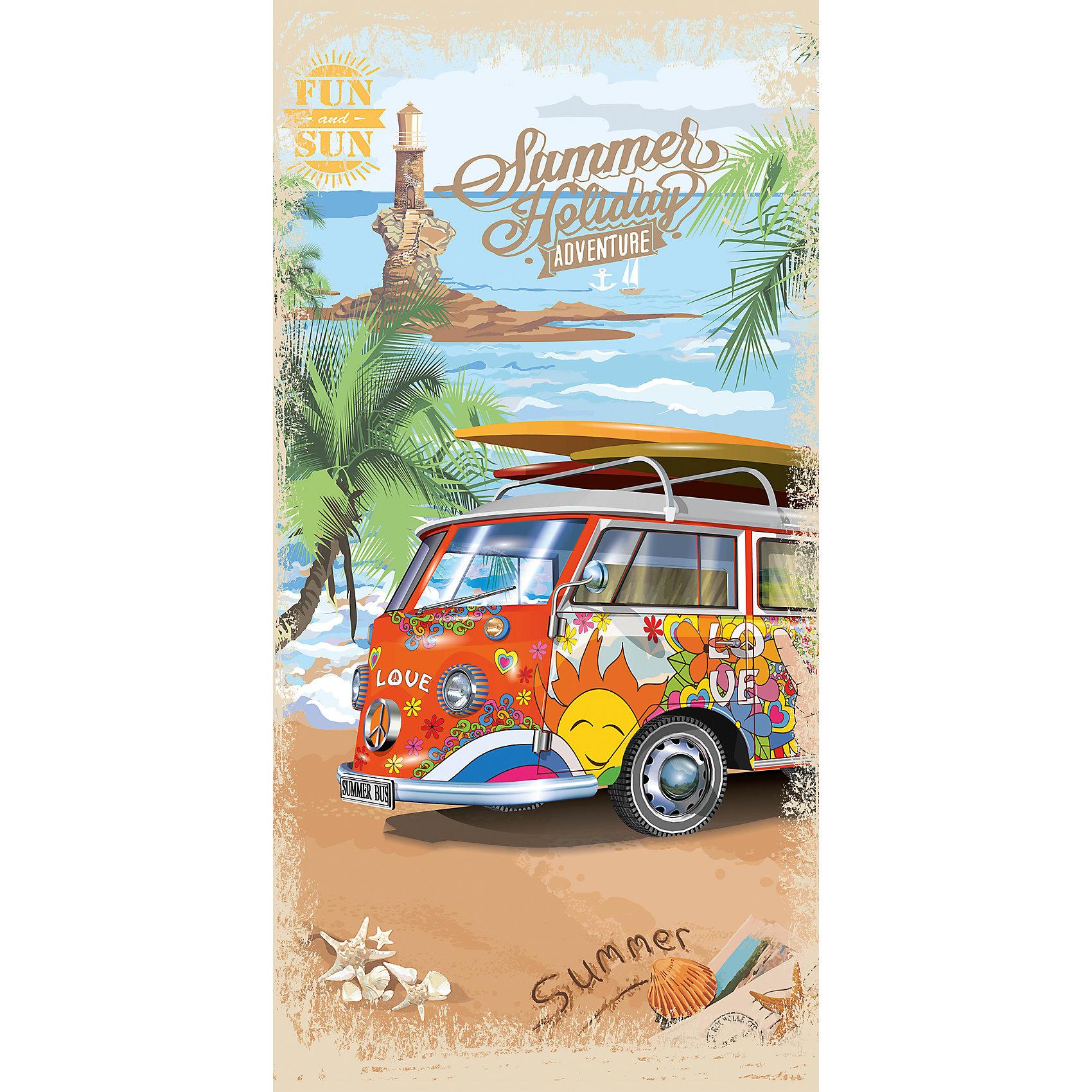Полотенце 70*140 Summer Bus, Mona LizaПляжные полотенца<br>Характеристики:<br><br>• материал: махра<br>• состав: 70% хлопок, 30% велюр<br>• размер полотенца: 70х140 см<br>• размер упаковки: 37х1х25 см<br>• вес: 350 грамм<br><br>Яркое и удобное полотенце Summer Bus приятно взять с собой на пляж или использовать дома в ванной комнате. Пляжное полотенце изготовлено из мягкого материала, который быстро поглощает влагу, обеспечивая вам сухость и комфорт во время использования. Махровое полотенце не вызывает аллергии, благодаря чему его можно использовать людям с чувствительной кожей. Полотенце не мнется и хорошо поддается стирке, сохраняя насыщенность цвета.<br><br>Полотенце 70*140 Summer Bus, Mona Liza (Мона Лиза) вы можете купить в нашем интернет-магазине.<br><br>Ширина мм: 250<br>Глубина мм: 10<br>Высота мм: 370<br>Вес г: 350<br>Возраст от месяцев: 84<br>Возраст до месяцев: 600<br>Пол: Унисекс<br>Возраст: Детский<br>SKU: 6765287