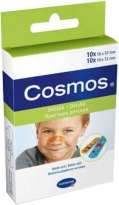 Пластырь пластинки для детей Cosmos kids , 20 шт.,,Hartmann