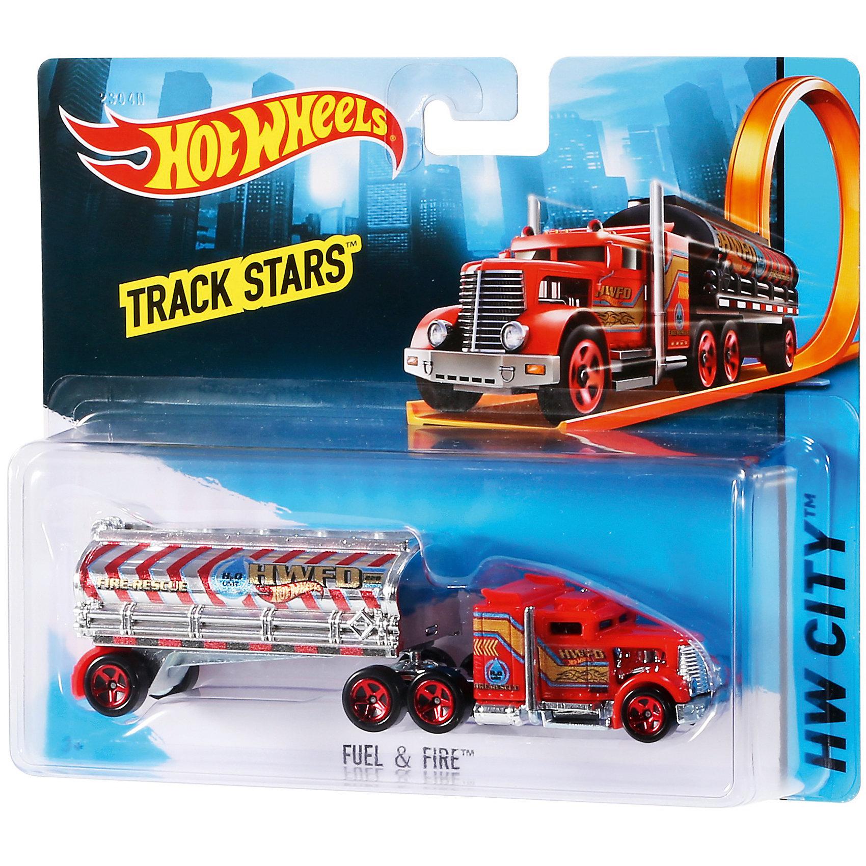 Трейлер базовой коллекции, Hot WheelsПопулярные игрушки<br>Характеристики товара:<br><br>• возраст: от 3 лет;<br>• материал: пластик, металл;<br>• длина трейлера: 28 см;<br>• размер упаковки: 13х11х4 см;<br>• вес упаковки: 126 гр.;<br>• страна производитель: Китай.<br><br>Трейлер базовой комплектации Hot Wheels Mattel — грузовик с прицепом, который может преодолевать разнообразные препятствия, петли, виражи, спуски. Прицеп выполнен из металла и выдержит даже большие нагрузки. В данной серии все прицепы универсальны, их можно подсоединять к другим грузовикам, создавая новые комбинации.<br><br>Трейлер базовой комплектации Hot Wheels Mattel можно приобрести в нашем интернет-магазине.<br><br>Ширина мм: 40<br>Глубина мм: 130<br>Высота мм: 110<br>Вес г: 126<br>Возраст от месяцев: 48<br>Возраст до месяцев: 96<br>Пол: Мужской<br>Возраст: Детский<br>SKU: 6771760