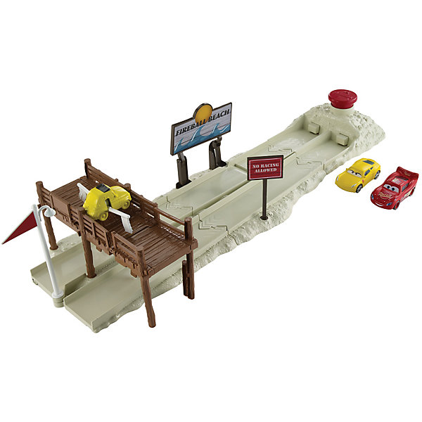 Купить Легендарная трасса, Тачки, Mattel, Китай, Мужской