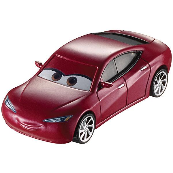 Базовая машинка Тачки 3Машинки<br>Характеристики товара:<br><br>• возраст: от 3 лет;<br>• материал: пластик, металл;<br>• масштаб: 1:55;<br>• размер упаковки: 16,5х14х7 см;<br>• вес упаковки: 85 гр.;<br>• страна производитель: Китай.<br><br>Базовая машинка Тачки 3 Mattel — один из персонажей известного мультфильма «Тачки 3». У машинки крутятся колеса, поэтому ее можно катать по полу. С игрушкой можно весело провести время, устроив захватывающие гонки. А можно также собрать целую коллекцию любимых героев и играть вместе с друзьями. Машинка выполнена из качественных безопасных материалов.<br><br>Базовую машинку Тачки 3 Mattel можно приобрести в нашем интернет-магазине.<br><br>Ширина мм: 140<br>Глубина мм: 40<br>Высота мм: 165<br>Вес г: 85<br>Возраст от месяцев: 36<br>Возраст до месяцев: 120<br>Пол: Мужской<br>Возраст: Детский<br>SKU: 6771783