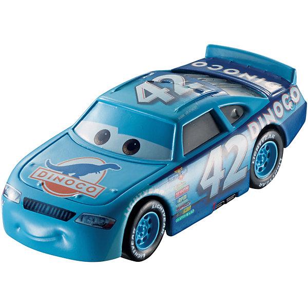 Базовая машинка Тачки 3Машинки<br>Характеристики товара:<br><br>• возраст: от 3 лет;<br>• материал: пластик, металл;<br>• масштаб: 1:55;<br>• размер упаковки: 16,5х14х7 см;<br>• вес упаковки: 85 гр.;<br>• страна производитель: Китай.<br><br>Базовая машинка Тачки 3 Mattel — один из персонажей известного мультфильма «Тачки 3». У машинки крутятся колеса, поэтому ее можно катать по полу. С игрушкой можно весело провести время, устроив захватывающие гонки. А можно также собрать целую коллекцию любимых героев и играть вместе с друзьями. Машинка выполнена из качественных безопасных материалов.<br><br>Базовую машинку Тачки 3 Mattel можно приобрести в нашем интернет-магазине.<br><br>Ширина мм: 140<br>Глубина мм: 40<br>Высота мм: 165<br>Вес г: 85<br>Возраст от месяцев: 36<br>Возраст до месяцев: 120<br>Пол: Мужской<br>Возраст: Детский<br>SKU: 6771788