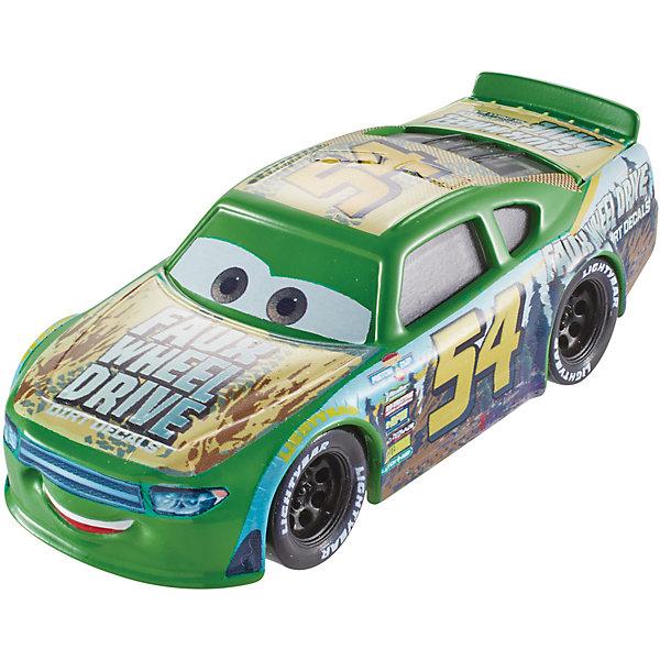 Базовая машинка Тачки 3Машинки<br>Характеристики товара:<br><br>• возраст: от 3 лет;<br>• материал: пластик, металл;<br>• масштаб: 1:55;<br>• размер упаковки: 16,5х14х7 см;<br>• вес упаковки: 85 гр.;<br>• страна производитель: Китай.<br><br>Базовая машинка Тачки 3 Mattel — один из персонажей известного мультфильма «Тачки 3». У машинки крутятся колеса, поэтому ее можно катать по полу. С игрушкой можно весело провести время, устроив захватывающие гонки. А можно также собрать целую коллекцию любимых героев и играть вместе с друзьями. Машинка выполнена из качественных безопасных материалов.<br><br>Базовую машинку Тачки 3 Mattel можно приобрести в нашем интернет-магазине.<br>Ширина мм: 140; Глубина мм: 40; Высота мм: 165; Вес г: 85; Возраст от месяцев: 36; Возраст до месяцев: 120; Пол: Мужской; Возраст: Детский; SKU: 6771790;
