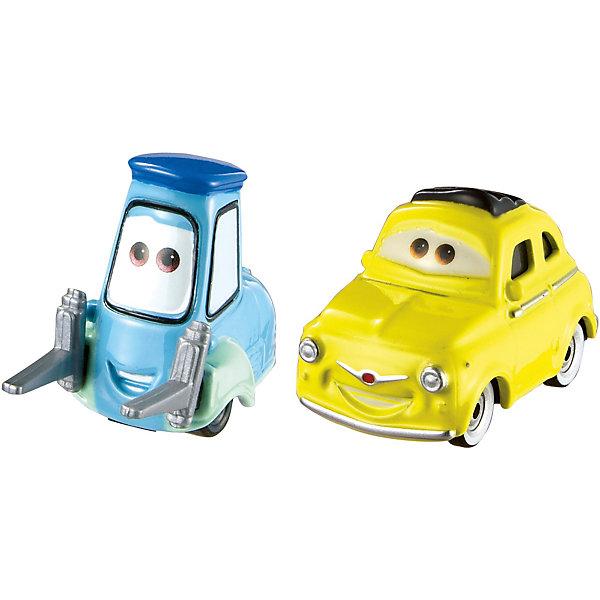 Базовая машинка Тачки 3Машинки<br>Характеристики товара:<br><br>• возраст: от 3 лет;<br>• материал: пластик, металл;<br>• масштаб: 1:55;<br>• размер упаковки: 16,5х14х7 см;<br>• вес упаковки: 85 гр.;<br>• страна производитель: Китай.<br><br>Базовая машинка Тачки 3 Mattel — один из персонажей известного мультфильма «Тачки 3». У машинки крутятся колеса, поэтому ее можно катать по полу. С игрушкой можно весело провести время, устроив захватывающие гонки. А можно также собрать целую коллекцию любимых героев и играть вместе с друзьями. Машинка выполнена из качественных безопасных материалов.<br><br>Базовую машинку Тачки 3 Mattel можно приобрести в нашем интернет-магазине.<br><br>Ширина мм: 140<br>Глубина мм: 40<br>Высота мм: 165<br>Вес г: 85<br>Возраст от месяцев: 36<br>Возраст до месяцев: 72<br>Пол: Мужской<br>Возраст: Детский<br>SKU: 6771797