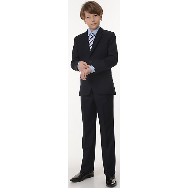 Пиджак Дэвид для мальчика Skylake, Россия, синий, 158, 128, 152, 146, 140, 134, Мужской  - купить со скидкой