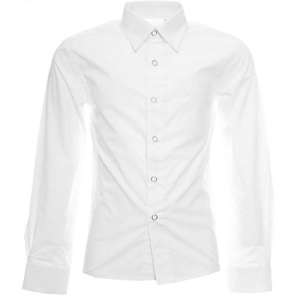 Рубашка CLASSIC для мальчика SkylakeБлузки и рубашки<br>Сорочка детская для мальчика<br>Состав:<br>80% хлопок, 20% п/э<br>Ширина мм: 174; Глубина мм: 10; Высота мм: 169; Вес г: 157; Цвет: белый; Возраст от месяцев: 72; Возраст до месяцев: 84; Пол: Мужской; Возраст: Детский; Размер: 122,158,128,134,140,146,152; SKU: 6772687;