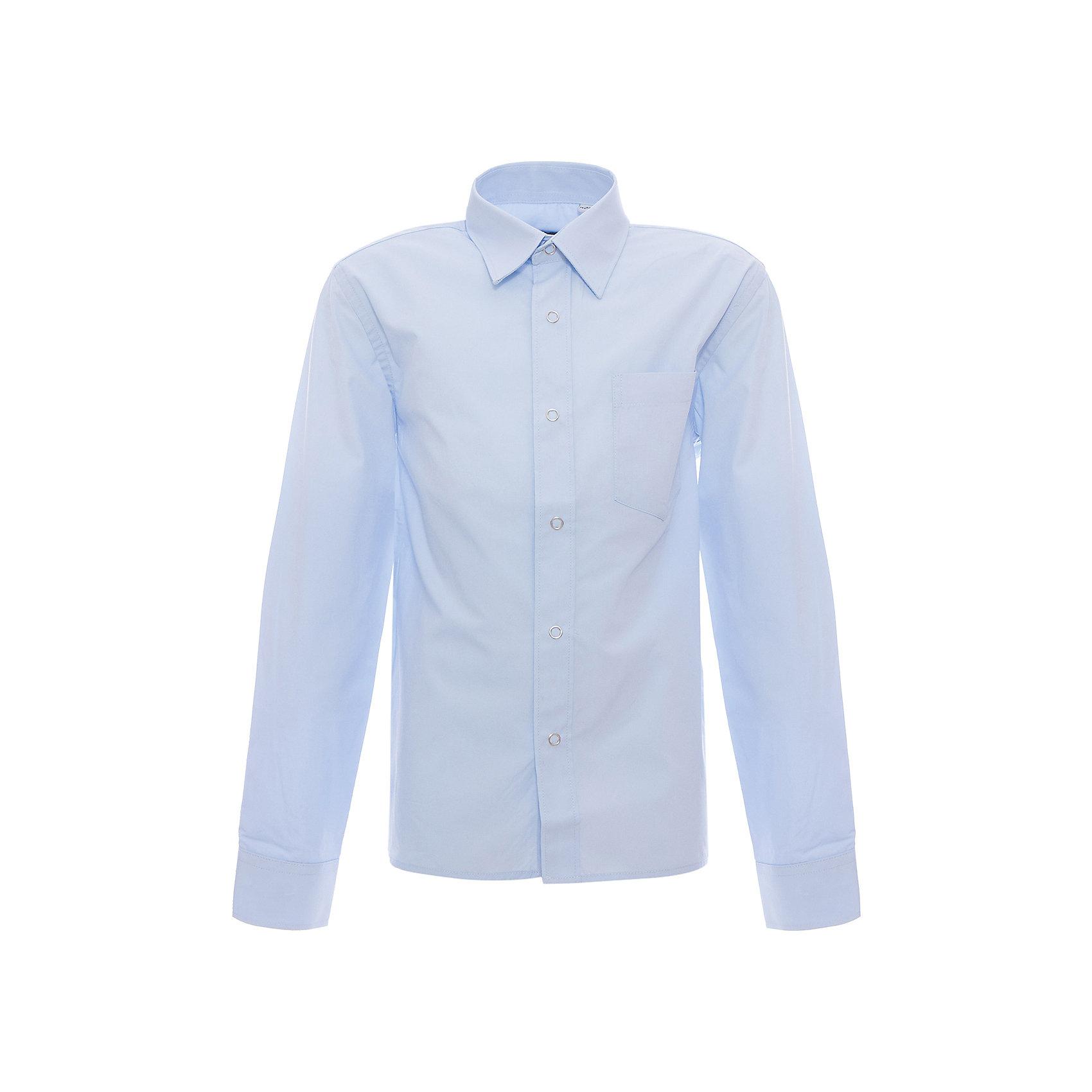 Рубашка CLASSIC для мальчика SkylakeБлузки и рубашки<br>Сорочка детская для мальчика<br>Состав:<br>80% хлопок, 20% п/э<br><br>Ширина мм: 174<br>Глубина мм: 10<br>Высота мм: 169<br>Вес г: 157<br>Цвет: голубой<br>Возраст от месяцев: 84<br>Возраст до месяцев: 96<br>Пол: Мужской<br>Возраст: Детский<br>Размер: 128,134,140,146,152,158,122<br>SKU: 6772695
