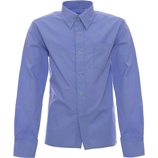 Рубашка CLASSIC для мальчика SkylakeБлузки и рубашки<br>Сорочка детская для мальчика<br>Состав:<br>80% хлопок, 20% п/э<br><br>Ширина мм: 174<br>Глубина мм: 10<br>Высота мм: 169<br>Вес г: 157<br>Цвет: синий<br>Возраст от месяцев: 72<br>Возраст до месяцев: 84<br>Пол: Мужской<br>Возраст: Детский<br>Размер: 122,128,134,140,146,152,158<br>SKU: 6772703
