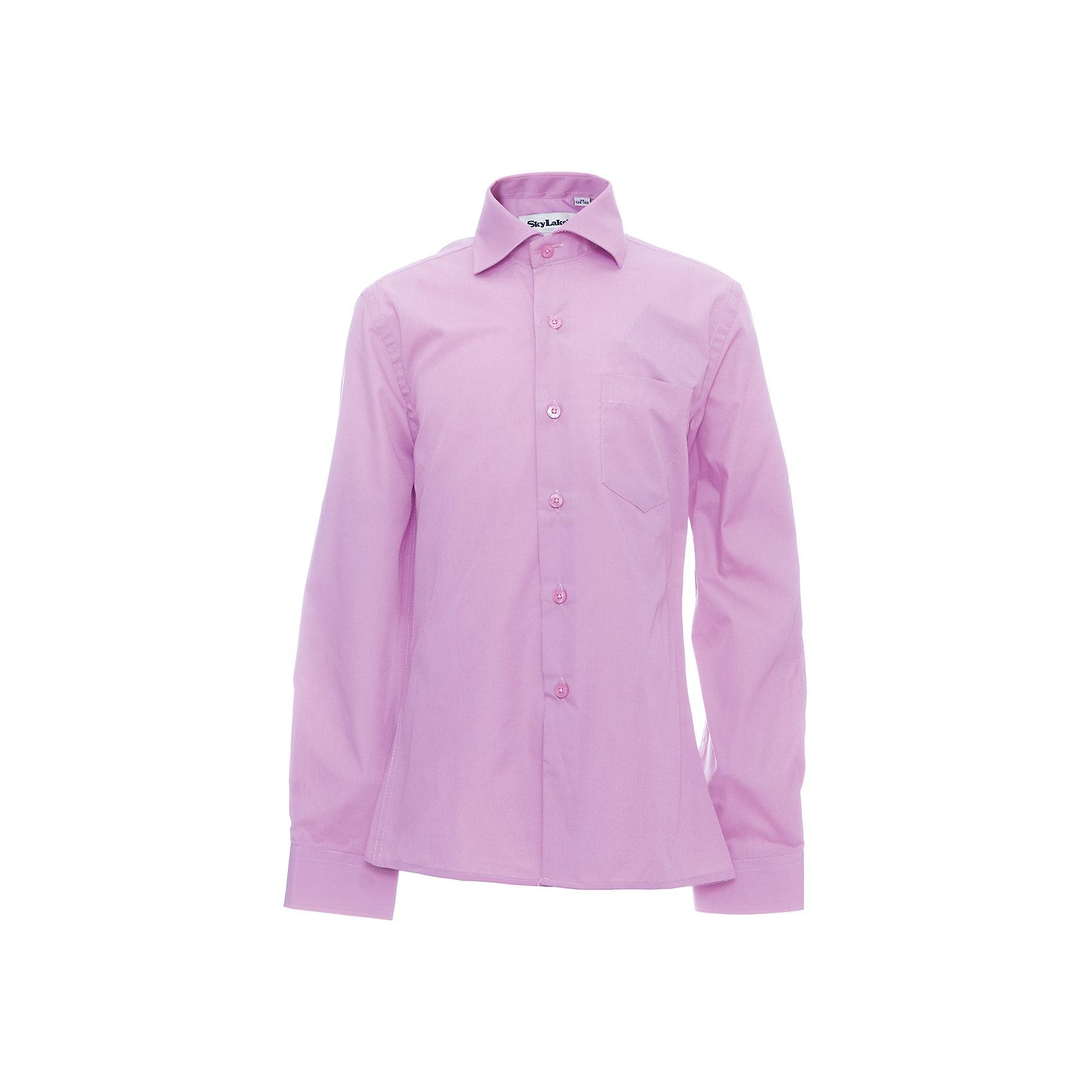 Рубашка CLASSIC SLIM FIT для мальчика SkylakeБлузки и рубашки<br>Сорочка детская для мальчика<br>Состав:<br>80% хлопок, 20% п/э<br><br>Ширина мм: 174<br>Глубина мм: 10<br>Высота мм: 169<br>Вес г: 157<br>Цвет: лиловый<br>Возраст от месяцев: 144<br>Возраст до месяцев: 156<br>Пол: Мужской<br>Возраст: Детский<br>Размер: 158,122,128,134,140,146,152<br>SKU: 6772753