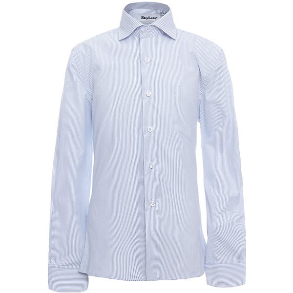 Рубашка CLASSIC SLIM FIT для мальчика SkylakeБлузки и рубашки<br>Сорочка детская для мальчика<br>Состав:<br>80% хлопок, 20% п/э<br><br>Ширина мм: 174<br>Глубина мм: 10<br>Высота мм: 169<br>Вес г: 157<br>Цвет: синий<br>Возраст от месяцев: 72<br>Возраст до месяцев: 84<br>Пол: Мужской<br>Возраст: Детский<br>Размер: 122,158,152,146,140,134,128<br>SKU: 6772761