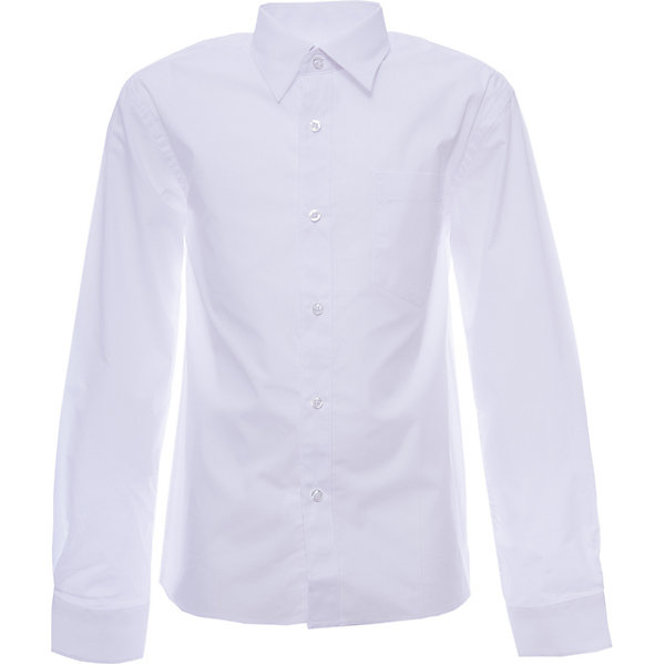 Рубашка CLASSIC для мальчика SkylakeБлузки и рубашки<br>Сорочка детская для мальчика<br>Состав:<br>80% хлопок, 20% п/э<br><br>Ширина мм: 174<br>Глубина мм: 10<br>Высота мм: 169<br>Вес г: 157<br>Цвет: белый<br>Возраст от месяцев: 144<br>Возраст до месяцев: 156<br>Пол: Мужской<br>Возраст: Детский<br>Размер: 158,134,152,146,140,128,122<br>SKU: 6772809