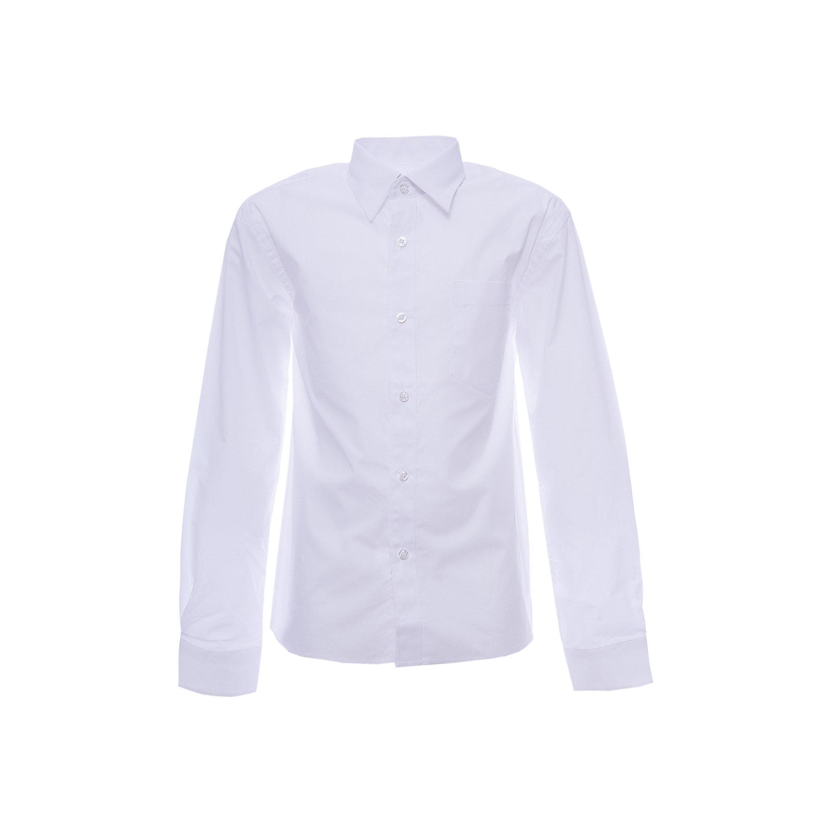 Рубашка CLASSIC для мальчика SkylakeБлузки и рубашки<br>Сорочка детская для мальчика<br>Состав:<br>80% хлопок, 20% п/э<br><br>Ширина мм: 174<br>Глубина мм: 10<br>Высота мм: 169<br>Вес г: 157<br>Цвет: белый<br>Возраст от месяцев: 144<br>Возраст до месяцев: 156<br>Пол: Мужской<br>Возраст: Детский<br>Размер: 158,134,122,128,140,146,152<br>SKU: 6772809