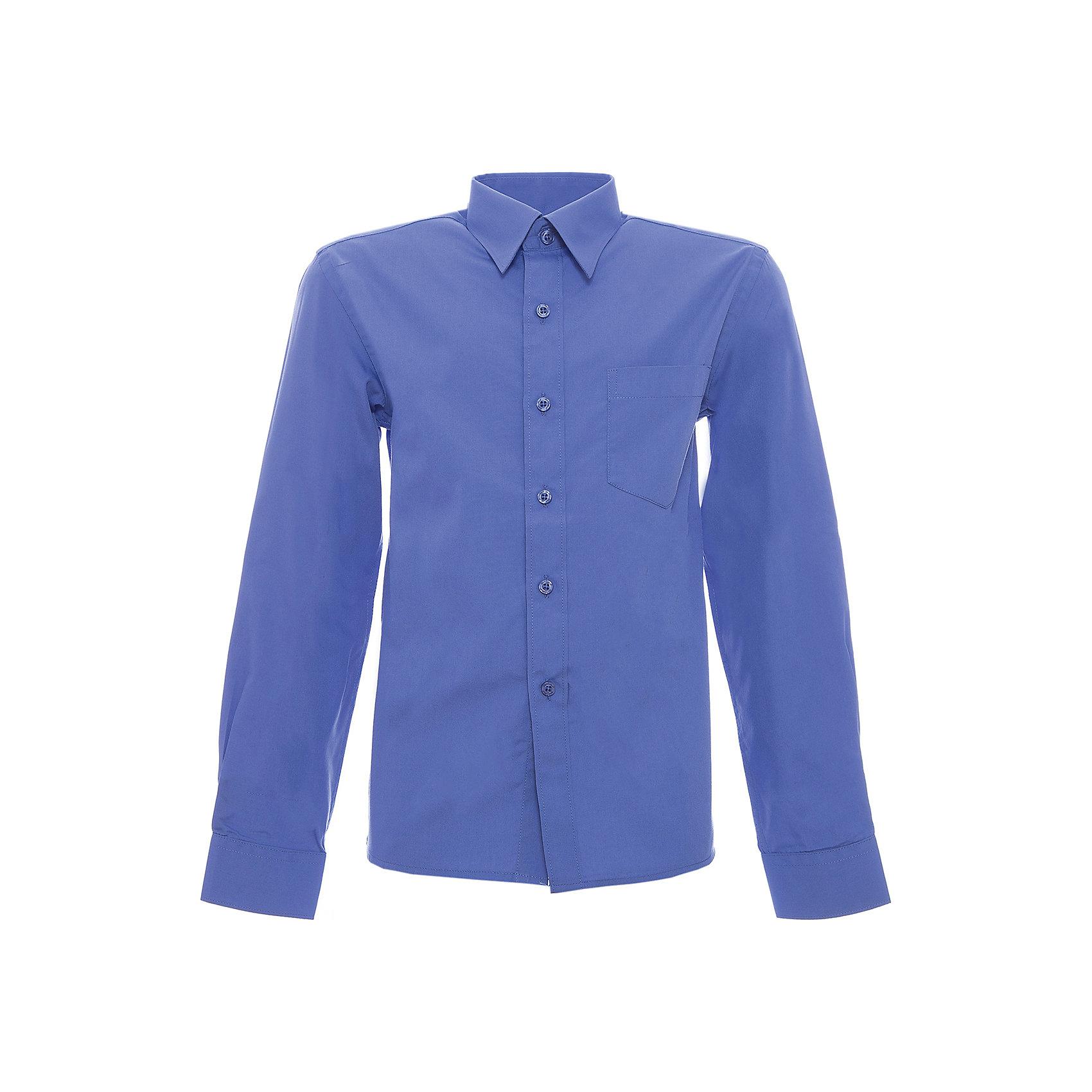 Рубашка CLASSIC для мальчика SkylakeБлузки и рубашки<br>Сорочка детская для мальчика<br>Состав:<br>80% хлопок, 20% п/э<br><br>Ширина мм: 174<br>Глубина мм: 10<br>Высота мм: 169<br>Вес г: 157<br>Цвет: синий<br>Возраст от месяцев: 144<br>Возраст до месяцев: 156<br>Пол: Мужской<br>Возраст: Детский<br>Размер: 158,122,128,134,140,146,152<br>SKU: 6772817