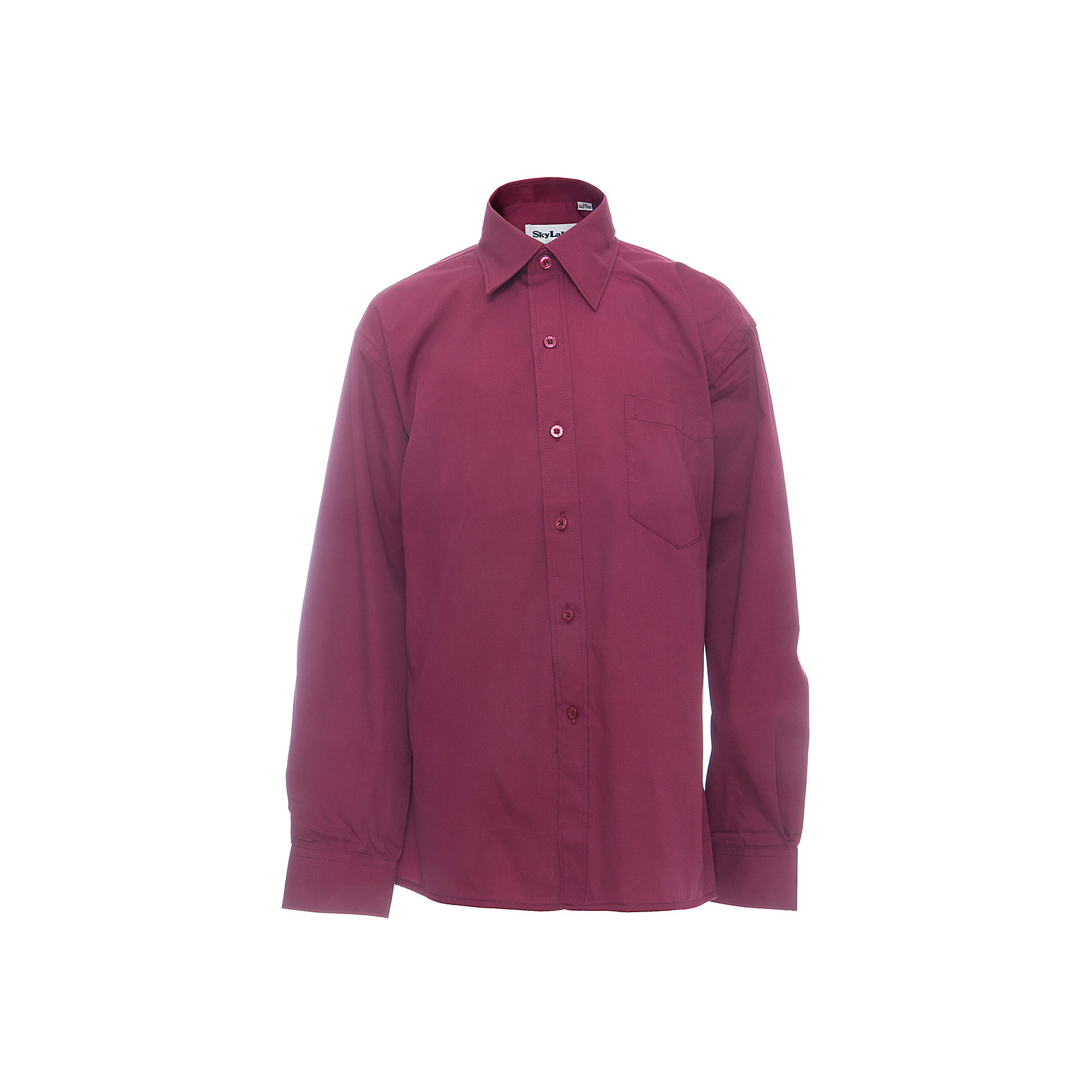 Рубашка CLASSIC для мальчика SkylakeБлузки и рубашки<br>Сорочка детская для мальчика<br>Состав:<br>80% хлопок, 20% п/э<br><br>Ширина мм: 174<br>Глубина мм: 10<br>Высота мм: 169<br>Вес г: 157<br>Цвет: красный<br>Возраст от месяцев: 108<br>Возраст до месяцев: 120<br>Пол: Мужской<br>Возраст: Детский<br>Размер: 140,146,152,158,128<br>SKU: 6772825
