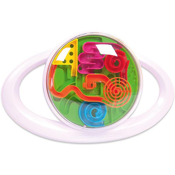 Шар интеллектуальный 3D в диске, 15 см, AbtoysИнтерактивные игрушки для малышей<br>Характеристики товара:<br><br>• возраст: от 6 лет;<br>• материал: пластик;<br>• диаметр шара: 15 см;<br>• размер упаковки: 26,5х20,5х6,5 см;<br>• вес упаковки: 520 гр.;<br>• страна производитель: Китай.<br><br>Интеллектуальный шар 3D в диске Abtoys представляет собой лабиринт, внутри которого находится шарик. Для начала шарик надо поставить на начальную позицию с цифрой 1, а затем довести его до финиша по лабиринту. Игра развивает логическое мышление, интеллектуальные способности.<br><br>Интеллектуальный шар 3D в диске Abtoys можно приобрести в нашем интернет-магазине.<br><br>Ширина мм: 265<br>Глубина мм: 205<br>Высота мм: 65<br>Вес г: 52<br>Возраст от месяцев: 72<br>Возраст до месяцев: 180<br>Пол: Унисекс<br>Возраст: Детский<br>SKU: 6835696