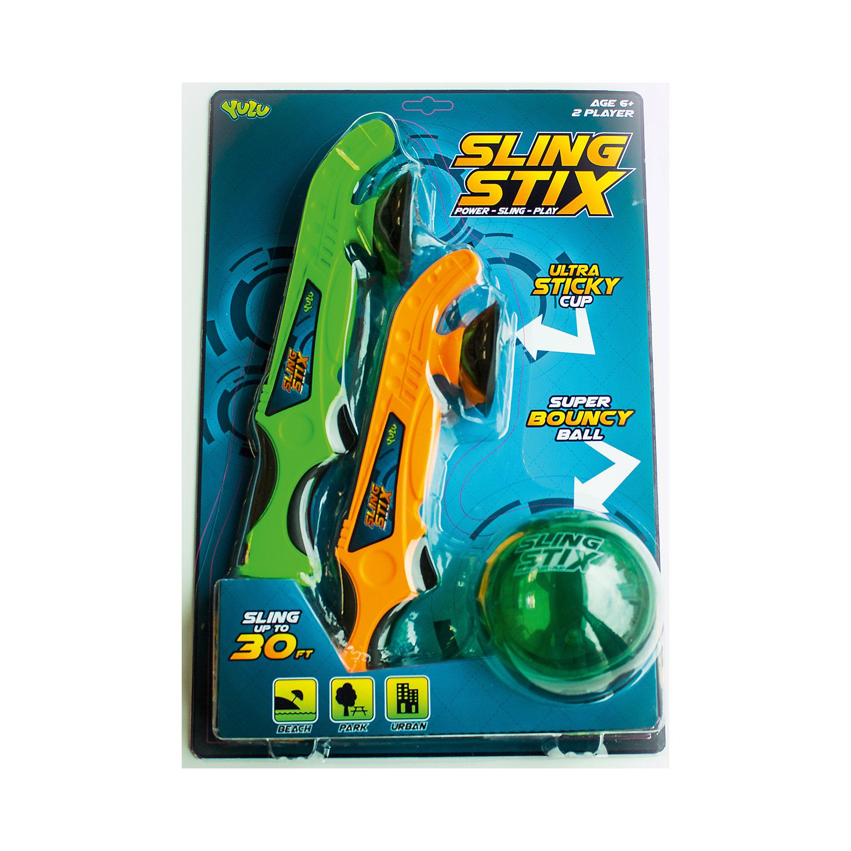 Набор для игры Sling Stix, YuluБадминтон и теннис<br><br><br>Ширина мм: 420<br>Глубина мм: 280<br>Высота мм: 100<br>Вес г: 513<br>Возраст от месяцев: 72<br>Возраст до месяцев: 2147483647<br>Пол: Унисекс<br>Возраст: Детский<br>SKU: 6835702