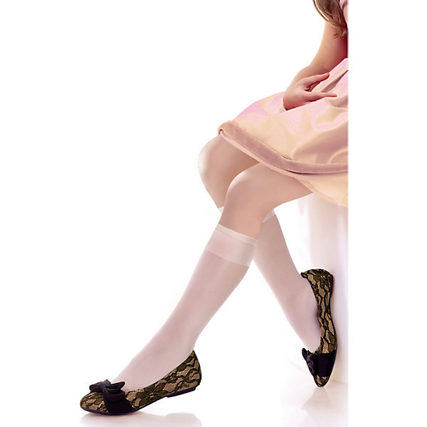 Гольфы для девочки KnittexНоски<br>Гольфы для девочки Knittex<br>Классические однотонные  гольфы плотностью 15 den. Широкая комфортная резинка, не сдавливающая ногу.  Укрепленный мысок.  Длина изделия - до колена. 2 пары в упаковке<br>Состав:<br>полиамид 85%, эластан 15%<br>Ширина мм: 87; Глубина мм: 10; Высота мм: 105; Вес г: 115; Цвет: белый; Возраст от месяцев: 84; Возраст до месяцев: 96; Пол: Женский; Возраст: Детский; Размер: 18-22; SKU: 6837372;
