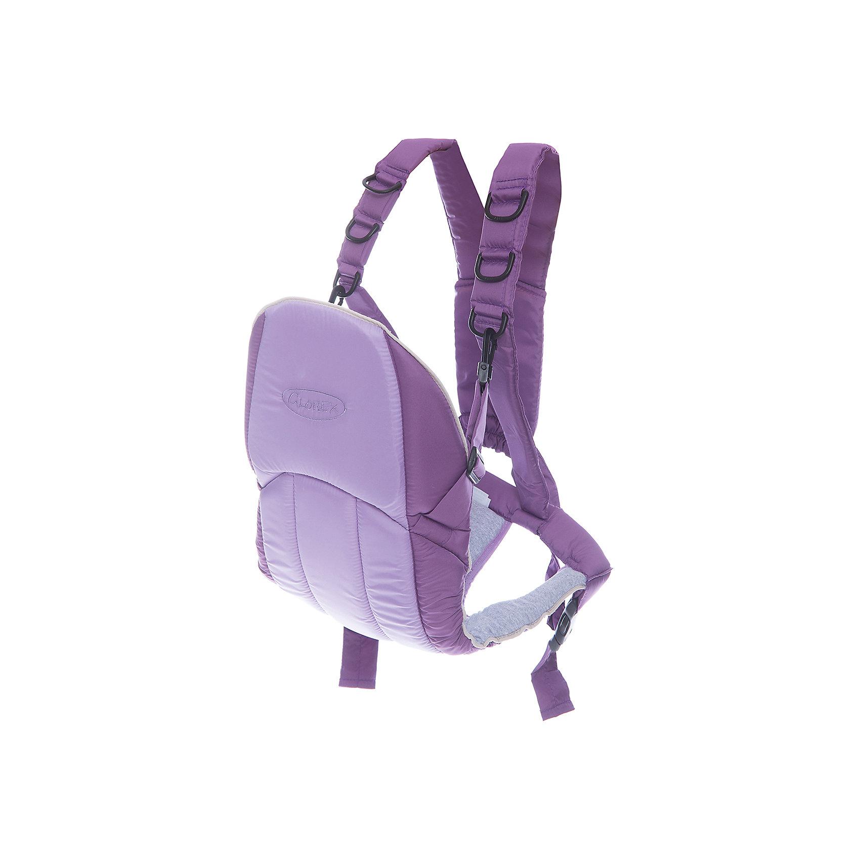 Рюкзак-кенгуру Кенга, Globex, сиреневыйСлинги и рюкзаки-переноски<br>Характеристики рюкзака-кенгуру Kenga:<br><br>• анатомический рюкзак-кенгуру с жесткой спинкой;<br>• возраст ребенка: от 2 до 8 месяцев;<br>• вес ребенка: до 7,7 кг;<br>• 2 положения ребенка: «лицом к лицу» и «лицом вперед»;<br>• надежная фиксация - пластиковые карабины;<br>• удобные застежки;<br>• имеется съемный слюнявчик;<br>• размер упаковки: 36х27х10 см;<br>• вес: 600 г.<br><br>Рюкзак-кенгуру «Кенга» позволяет носить ребенка таким образом, чтобы снизить давление на плечи и равномерно распределить нагрузку на спину. Малыш может находиться в рюкзачке в двух положениях: либо смотреть на маму, либо изучать окружающий мир. <br><br>Рюкзак-кенгуру Кенга, Глобэкс можно купить в нашем интернет-магазине.<br><br>Ширина мм: 360<br>Глубина мм: 270<br>Высота мм: 100<br>Вес г: 600<br>Возраст от месяцев: 4<br>Возраст до месяцев: 10<br>Пол: Унисекс<br>Возраст: Детский<br>SKU: 6841252