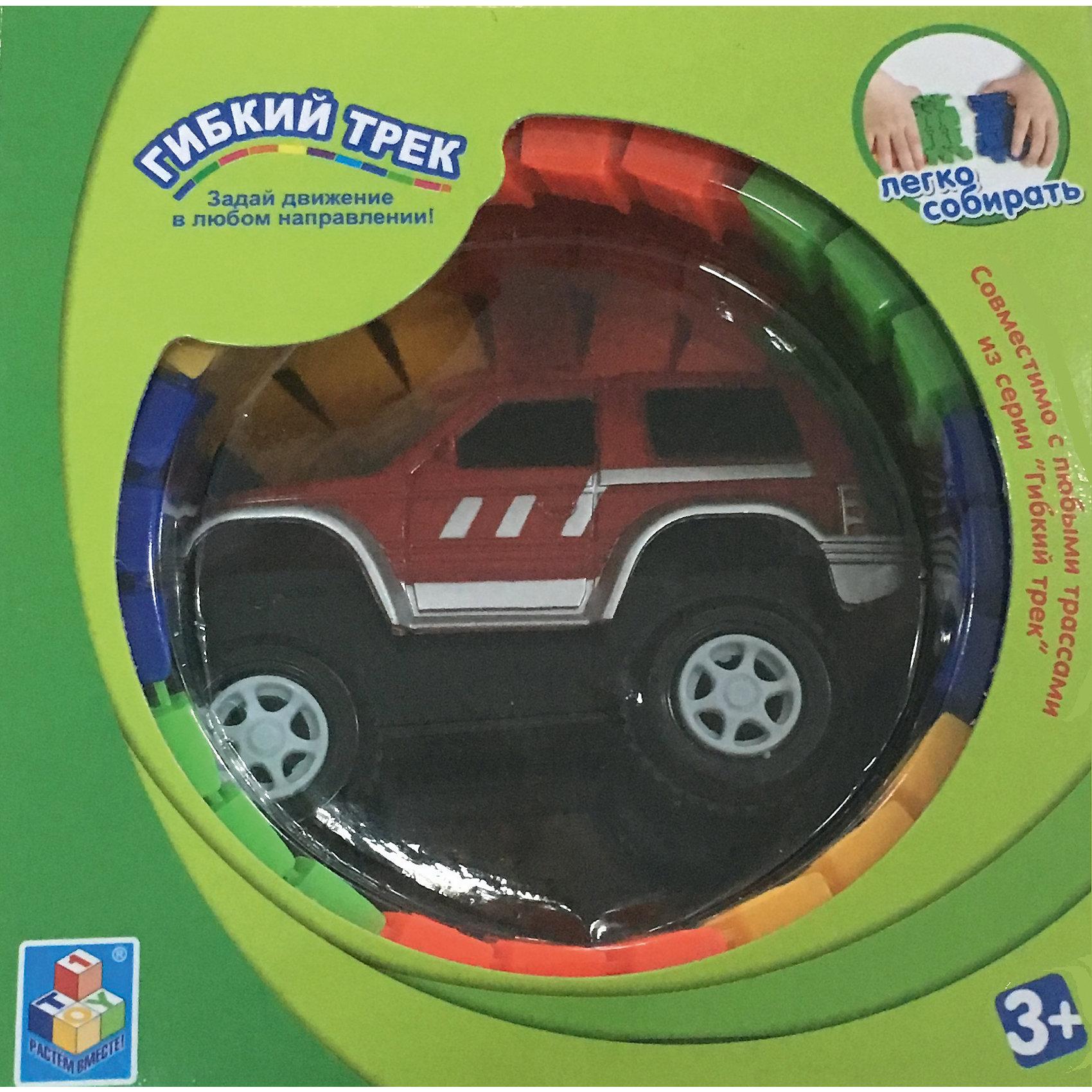"""Гибкий трек """"Большое путешествие"""" 25 деталей, 1 toy от myToys"""