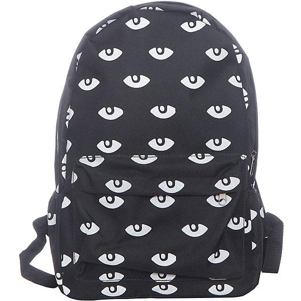 Рюкзак школьный мягкий ГлазаРюкзаки<br>Характеристики:<br><br>• размер: 41х14х29,5 см.;<br>• состав: полиэстер;<br>• вес: 400 г.;<br>• для детей в возрасте: от 10 лет;<br>• страна производитель: Китай.<br><br>Этот вместительный рюкзак, выполненный в стильном дизайне от бренда CENTRIUM (Центриум) отлично подойдёт для школы и внеклассных занятий. Рюкзак оснащён обширным отделением на молнии, в которое помещаются книги и тетради формата А4. Спереди расположен карман для мелочей и канцелярских принадлежностей.<br><br>Уплотнённая спинка пропускает воздух и приятна в использовании. Широкие и регулируемые лямки способствуют правильному распределению нагрузки на спину. С помощью качественно прошитой ручки рюкзак можно носить в руке или вешать на крючок. Благодаря своему каркасу, рюкзак сохраняет свою форму и в нём легче найти нужный предмет или книгу.<br><br>Рюкзак мягкий «Глаза» можно купить в нашем интернет-магазине<br><br>Ширина мм: 160<br>Глубина мм: 310<br>Высота мм: 430<br>Вес г: 400<br>Возраст от месяцев: 72<br>Возраст до месяцев: 2147483647<br>Пол: Унисекс<br>Возраст: Детский<br>SKU: 6842172