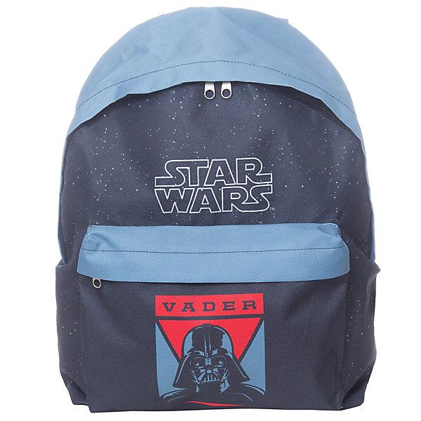 Рюкзак молодежный Star WarsЗвездные войны Рюкзаки, ранцы и сумки<br>Характеристики товара:<br><br>• серия: Star Wars;<br>• материал: полиэстер;<br>• размер: 40х30х15 см;<br>• уплотненная спинка для ровной осанки;<br>• мягкие регулируемые лямки для комфортной носки и  распределения веса;<br>• водонепроницаемый материал для защиты от влаги и загрязнений;<br>• стойкие к выгоранию на солнце краски;<br>• ручка-петля для переноски и подвешивания;<br>• большой передний карман на молнии;<br>• страна изготовитель: Китай;<br>• страна бренда: Германия.<br><br>Рюкзак молодежный ErichKrause EasyGo - практичный и легкий рюкзак для подростков, который подойдет для занятий спортом, для прогулок, повседневной носки. <br><br>Рюкзак спортивный Star Wars можно купить в нашем интернет-магазине.<br>Ширина мм: 400; Глубина мм: 390; Высота мм: 180; Вес г: 348; Возраст от месяцев: 72; Возраст до месяцев: 168; Пол: Мужской; Возраст: Детский; SKU: 6842717;
