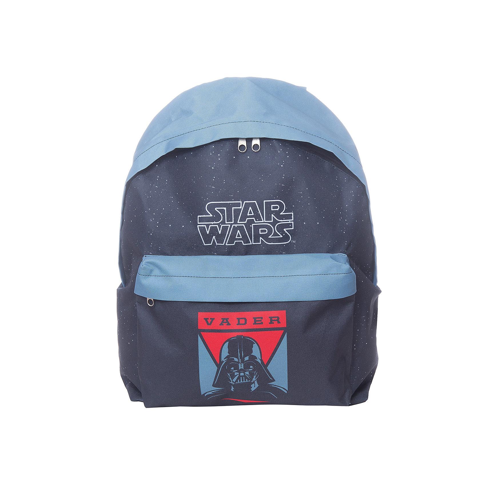 Рюкзак молодежный Star WarsЗвездные войны<br>Характеристики товара:<br><br>• серия: Star Wars;<br>• материал: полиэстер;<br>• размер: 40х30х15 см;<br>• уплотненная спинка для ровной осанки;<br>• мягкие регулируемые лямки для комфортной носки и  распределения веса;<br>• водонепроницаемый материал для защиты от влаги и загрязнений;<br>• стойкие к выгоранию на солнце краски;<br>• ручка-петля для переноски и подвешивания;<br>• большой передний карман на молнии;<br>• страна изготовитель: Китай;<br>• страна бренда: Германия.<br><br>Рюкзак молодежный ErichKrause EasyGo - практичный и легкий рюкзак для подростков, который подойдет для занятий спортом, для прогулок, повседневной носки. <br><br>Рюкзак спортивный Star Wars можно купить в нашем интернет-магазине.<br><br>Ширина мм: 400<br>Глубина мм: 390<br>Высота мм: 180<br>Вес г: 348<br>Возраст от месяцев: 72<br>Возраст до месяцев: 168<br>Пол: Мужской<br>Возраст: Детский<br>SKU: 6842717
