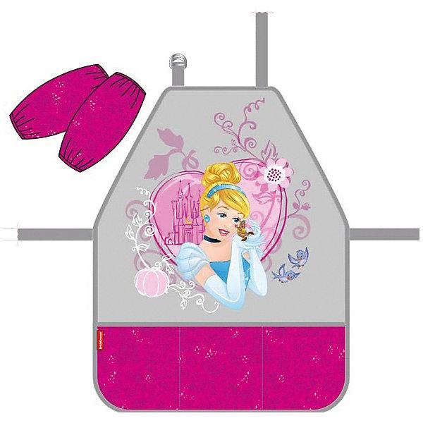 Фартук Принцессы Disney Большая мечта с нарукавниками