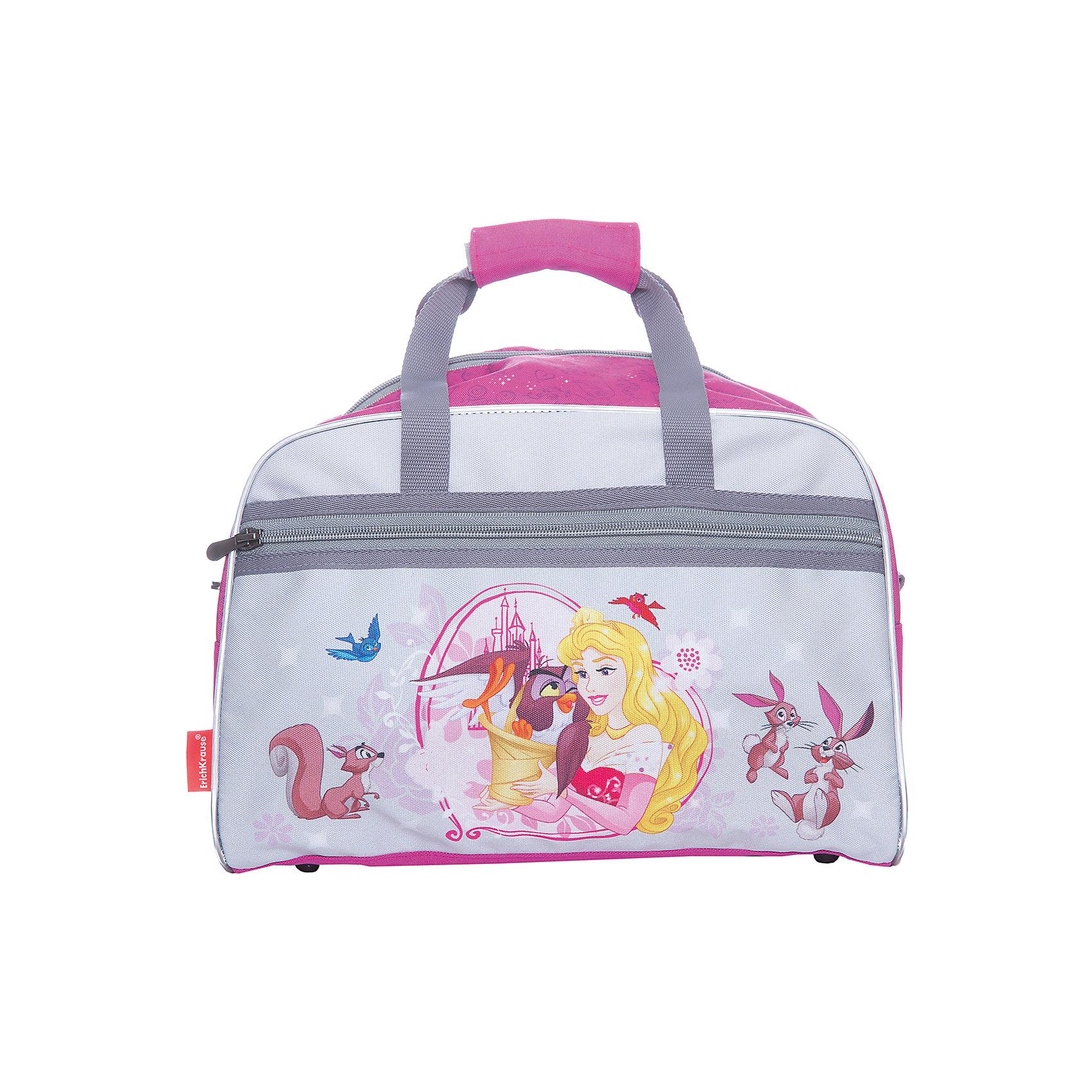 Сумка детская для спорта Принцессы Disney Большая мечтаСпортивные сумки<br>Характеристики товара:<br><br>• принт: Принцессы Disney Большая мечта<br>• материал: полиэстер<br>• большое внутреннее отделение<br>• ручка со специальной вставкой на липучке<br>• двойная молния<br>• размер изделия: 26х35х24 см<br>• вес в кг: 460гр<br>• страна изготовитель: Китай<br>• страна бренда: Германия<br><br>Сумку детскую  для спорта Принцессы Disney Большая мечта можно купить в нашем интернет-магазине.<br><br>Ширина мм: 440<br>Глубина мм: 350<br>Высота мм: 150<br>Вес г: 404<br>Возраст от месяцев: 72<br>Возраст до месяцев: 96<br>Пол: Женский<br>Возраст: Детский<br>SKU: 6842731