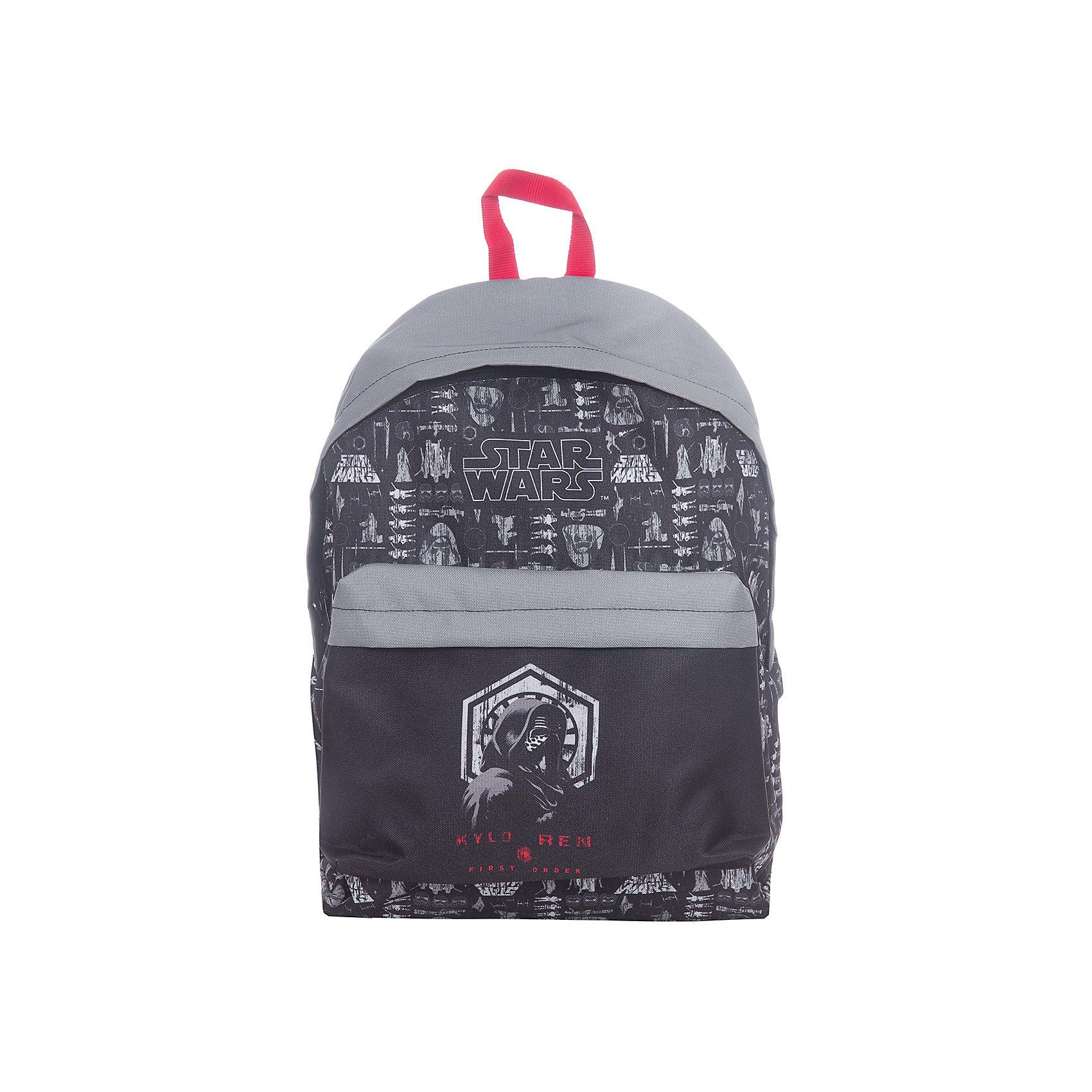 Рюкзак молодежный Звездные Войны Решающая битваЗвездные войны Рюкзаки, ранцы и сумки<br>Характеристики товара:<br><br>• серия: EasyGo<br>• коллекция: Star Wars<br>• для средней школы<br>• цвет: черный<br>• материал: полиэстер, пластик<br>• спинка с уплотнителем и MESH-сеткой<br>• размер изделия: 40х39х18 см<br>• вес в кг: 350гр<br>• страна бренда: Германия<br>• страна изготовитель: Китай<br><br>Рюкзак молодежный ErichKrause EasyGo - практичный и легкий рюкзак для подростков, который подойдет для занятий спортом или прогулок. Рюкзак отличается своим небольшим весом, что позволяет носить его каждый день, не уставая. <br><br>Во внутреннем отделении помещаются папки формата А4, предусмотрен органайзер для канцелярских принадлежностей, кармашек для телефона и брелок для ключей.<br><br>Уплотненная спинка для ровной осанки, мягкие регулируемые лямки для комфортной носки и распределения веса, водонепроницаемый материал для защиты от влаги и загрязнений.<br><br>Erich Krause Рюкзак молодежный  Звездные Войны Решающая битва можно купить в нашем интернет-магазине.<br><br>Ширина мм: 400<br>Глубина мм: 350<br>Высота мм: 180<br>Вес г: 348<br>Возраст от месяцев: 72<br>Возраст до месяцев: 96<br>Пол: Мужской<br>Возраст: Детский<br>SKU: 6842783