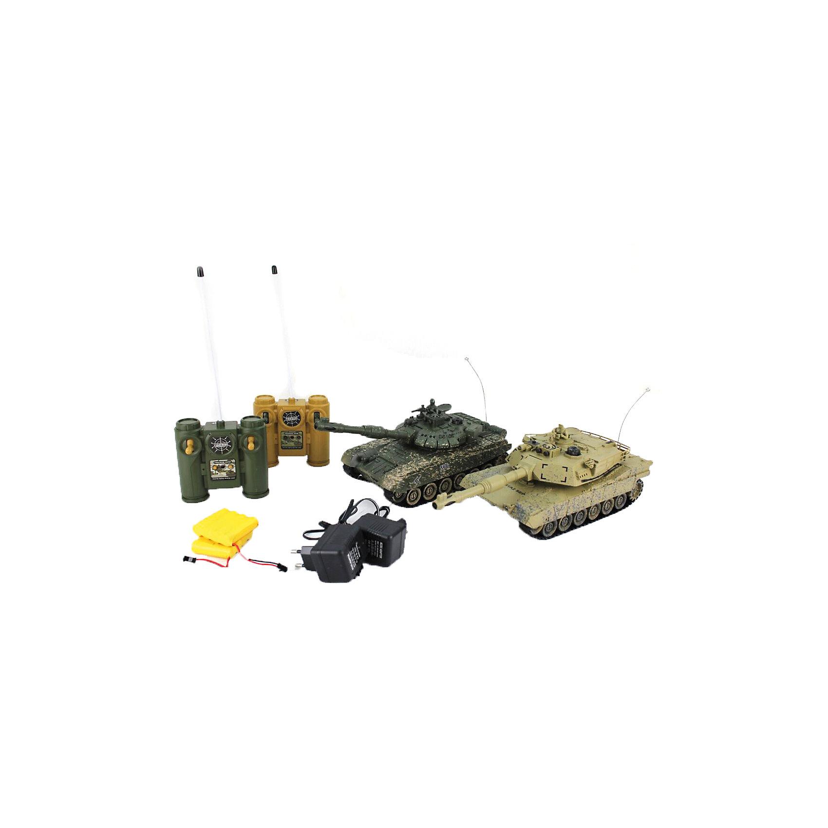 Танковый бой  Т-90 (Россия) - Abrams M1A2 на радиоуправлении, ShantouРадиоуправляемый транспорт<br><br><br>Ширина мм: 415<br>Глубина мм: 135<br>Высота мм: 320<br>Вес г: 2000<br>Возраст от месяцев: 60<br>Возраст до месяцев: 2147483647<br>Пол: Мужской<br>Возраст: Детский<br>SKU: 6844294