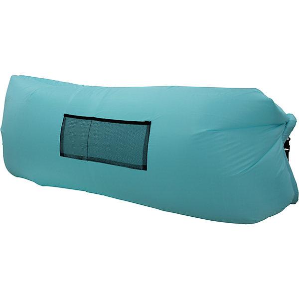 Надувной лежак, бирюзовыйДетские мягкие кресла<br>Характеристики товара:<br><br>• возраст: от 3 лет;<br>• максимальная нагрузка: 200 кг;<br>• материал: полиэстер;<br>• размер лежака: 220х140х65 см;<br>• размер в сумке: 35х18 см;<br>• вес упаковки: 1,3 кг;<br>• страна производитель: Китай.<br><br>Надувной лежак Hubster бирюзовый подойдет для отдыха дома и на свежем воздухе. Удивительный лежак надувается без насоса. Нужно помахать изделием, как будто набирая в него воздух. Такая система с воздухом внутри выдерживает до 2 часов в зависимости от веса человека.<br><br>Спереди на лежаке кармашек для журналов, книг, мелочей. Выполнен лежак из прочного водоотталкивающего материала. Его можно стирать в стиральной машине в режиме холодной стирки. После использования удобно хранить в сумочке, которая идет в комплекте. <br><br>Надувной лежак Hubster бирюзовый можно приобрести в нашем интернет-магазине.<br>Ширина мм: 2200; Глубина мм: 1400; Высота мм: 650; Вес г: 1300; Возраст от месяцев: 36; Возраст до месяцев: 2147483647; Пол: Унисекс; Возраст: Детский; SKU: 6846208;