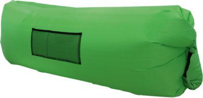 Hubster Надувной лежак, зеленый фото-1