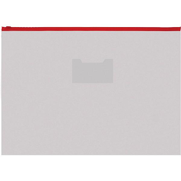 Centrum Папка-пакет А3 для документов с пластиковой застежкой-молнией, ассортиПапки для чертежей<br>Прозрачная папка-пакет для хранения и перевозки документов, с пластиковой застежкой-молнией, тип застежки Zip. Цвета прозрачные-ассорти. Размер 442х320 мм.<br>Ширина мм: 2; Глубина мм: 430; Высота мм: 320; Вес г: 72; Возраст от месяцев: 72; Возраст до месяцев: 2147483647; Пол: Унисекс; Возраст: Детский; SKU: 6846718;