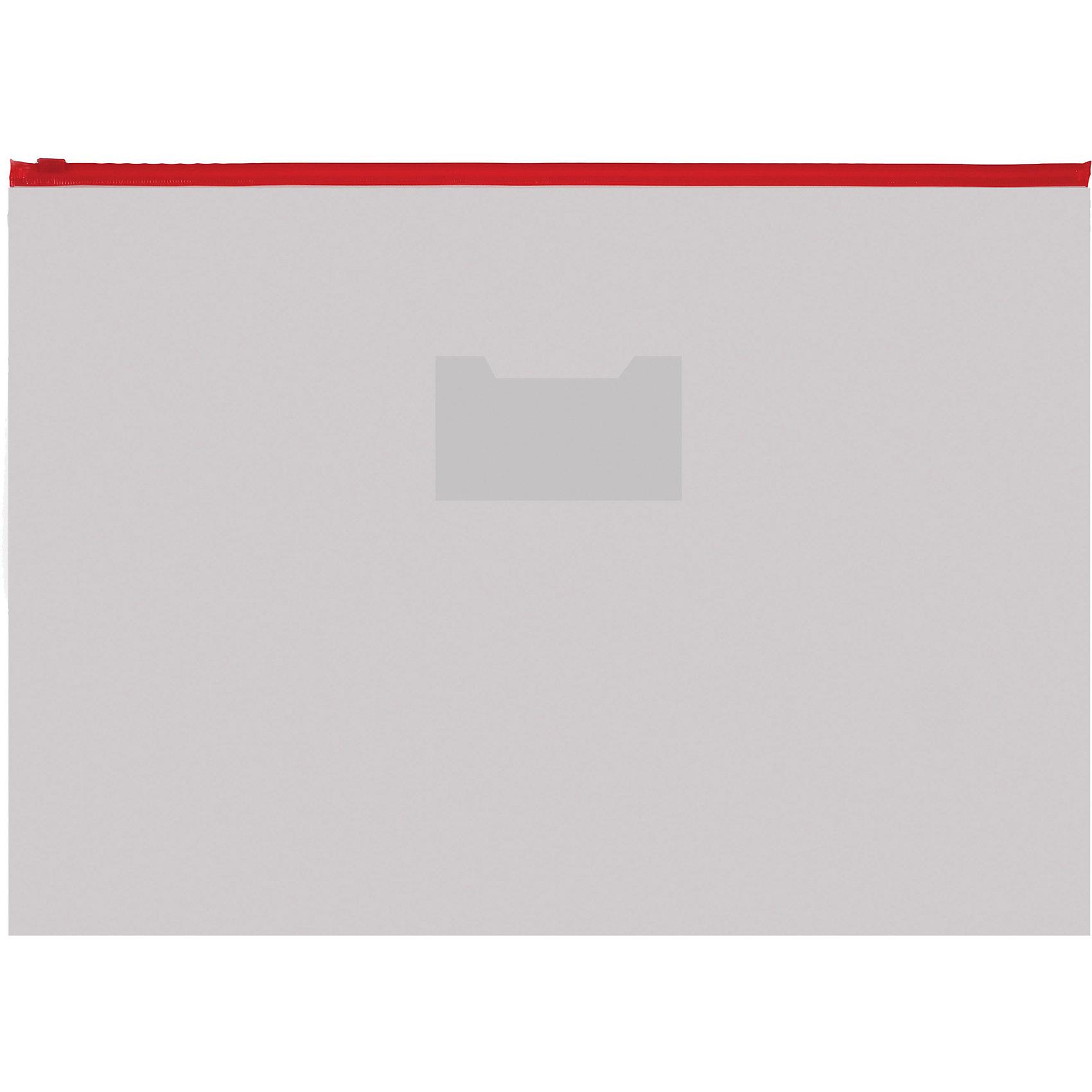 Centrum Папка-пакет А3 для документов с пластиковой застежкой-молнией, ассортиПапки для чертежей<br>Прозрачная папка-пакет для хранения и перевозки документов, с пластиковой застежкой-молнией, тип застежки Zip. Цвета прозрачные-ассорти. Размер 442х320 мм.<br><br>Ширина мм: 2<br>Глубина мм: 430<br>Высота мм: 320<br>Вес г: 72<br>Возраст от месяцев: 72<br>Возраст до месяцев: 2147483647<br>Пол: Унисекс<br>Возраст: Детский<br>SKU: 6846718