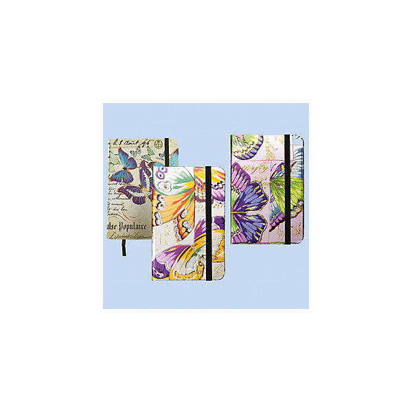 Centrum Блокнот В7, 100 листов, нелинованная бумага, ассортиБумажная продукция<br>Блокнот METALLIC, формат В7, 100 нелинованных листов, на резинке, в твердом переплелете, плотность бумаги 70 г./кв.м., ассорти<br>Ширина мм: 15; Глубина мм: 95; Высота мм: 140; Вес г: 145; Возраст от месяцев: 72; Возраст до месяцев: 2147483647; Пол: Женский; Возраст: Детский; SKU: 6846728;