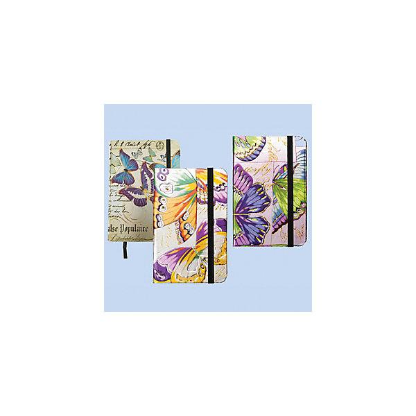 Centrum Блокнот В6, 100 листов, нелинованная бумага, ассортиБумажная продукция<br>Блокнот METALLIC, формат В6, 100 нелинованных листов, на резинке, в твердом переплелете, плотность бумаги 70 г./кв.м., ассорти<br>Ширина мм: 15; Глубина мм: 125; Высота мм: 177; Вес г: 240; Возраст от месяцев: 72; Возраст до месяцев: 2147483647; Пол: Женский; Возраст: Детский; SKU: 6846729;