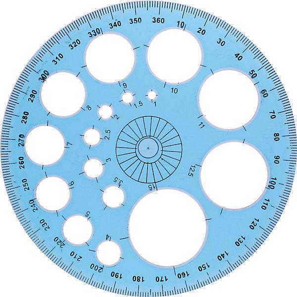 Centrum Транспортир пластиковый 360 град.Чертежные принадлежности<br>Транспортир пластиковый 360 градусов<br>Ширина мм: 2; Глубина мм: 130; Высота мм: 155; Вес г: 18; Возраст от месяцев: 72; Возраст до месяцев: 2147483647; Пол: Унисекс; Возраст: Детский; SKU: 6846738;