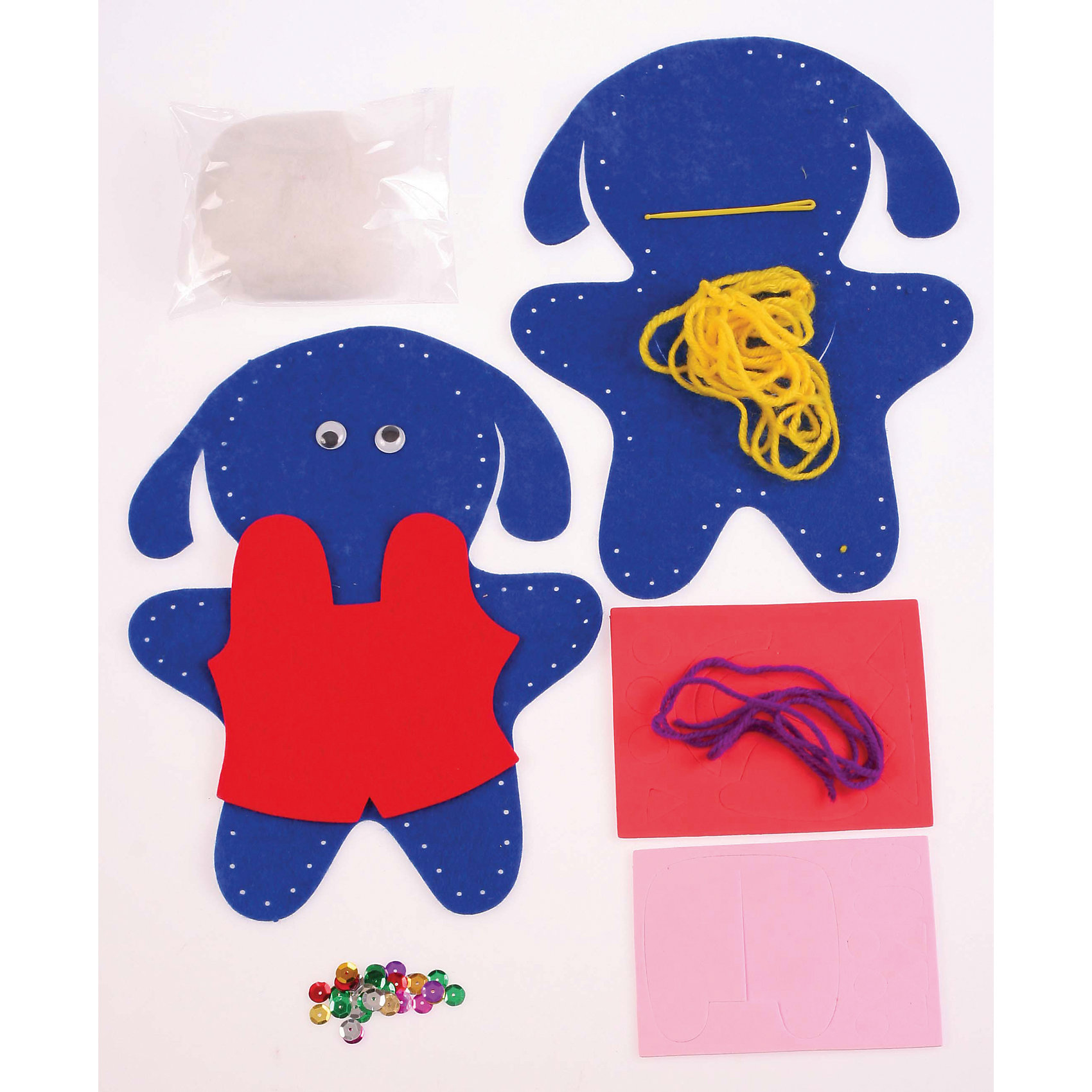 Centrum Набор Сшей игрушку из тканей (флис, фетр). Ассорти: Кошка, Медведь, ДевочкаРукоделие<br>Набор Сшей игрушку из тканей (флис, фетр). Ассорти: Кошка, Медведь, Девочка<br><br>Ширина мм: 5<br>Глубина мм: 225<br>Высота мм: 310<br>Вес г: 76<br>Возраст от месяцев: 72<br>Возраст до месяцев: 2147483647<br>Пол: Унисекс<br>Возраст: Детский<br>SKU: 6846771