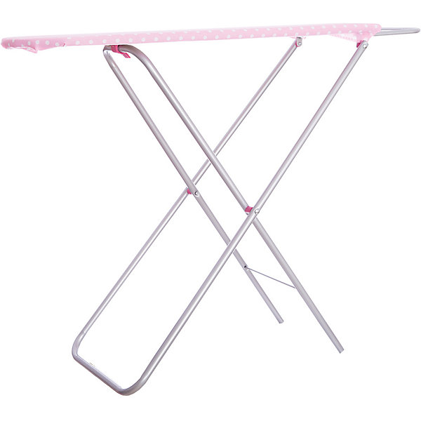 Игрушечная гладильная доска Mary Poppins, металлИгрушечная бытовая техника<br>Характеристики:<br><br>• реалистичные детали;<br>• компактна в сложенном виде;<br>• размер: 71,5х25,5х56 см;<br>• возраст: от 3-х лет;<br>• материал: металл, текстиль;<br>• размер упаковки: 84х4,5х21 см;<br>• вес: 1,8 кг;<br>• страна бренда: Россия.<br><br>Гладильная доска от Mary Poppins выглядит совсем как настоящая, благодаря чему девочка с радостью научится гладить, чтобы помогать маме по хозяйству. <br><br>Доска изготовлена из прочных материалов. Она легко складывается и обладает компактностью в собранном виде.<br><br>Сбоку доски расположены специальные перекладины для белья.<br><br>Доску гладильную металлическую, 71,5*25,5*56 см, Mary Poppins (Мэри Поппинс) можно купить в нашем интернет-магазине.<br>Ширина мм: 210; Глубина мм: 45; Высота мм: 840; Вес г: 1800; Возраст от месяцев: 36; Возраст до месяцев: 2147483647; Пол: Женский; Возраст: Детский; SKU: 6846877;
