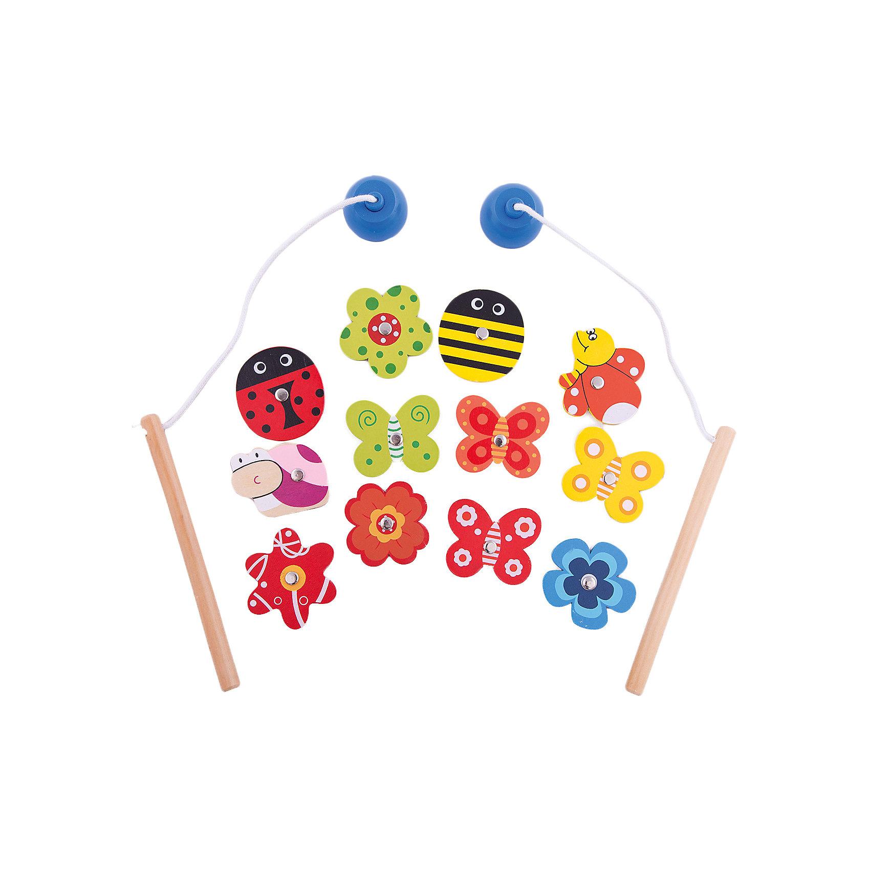 Развивающая игрушка Ловим бабочек, MapachaРазвивающие игрушки<br><br><br>Ширина мм: 160<br>Глубина мм: 20<br>Высота мм: 165<br>Вес г: 98<br>Возраст от месяцев: 36<br>Возраст до месяцев: 2147483647<br>Пол: Унисекс<br>Возраст: Детский<br>SKU: 6846904