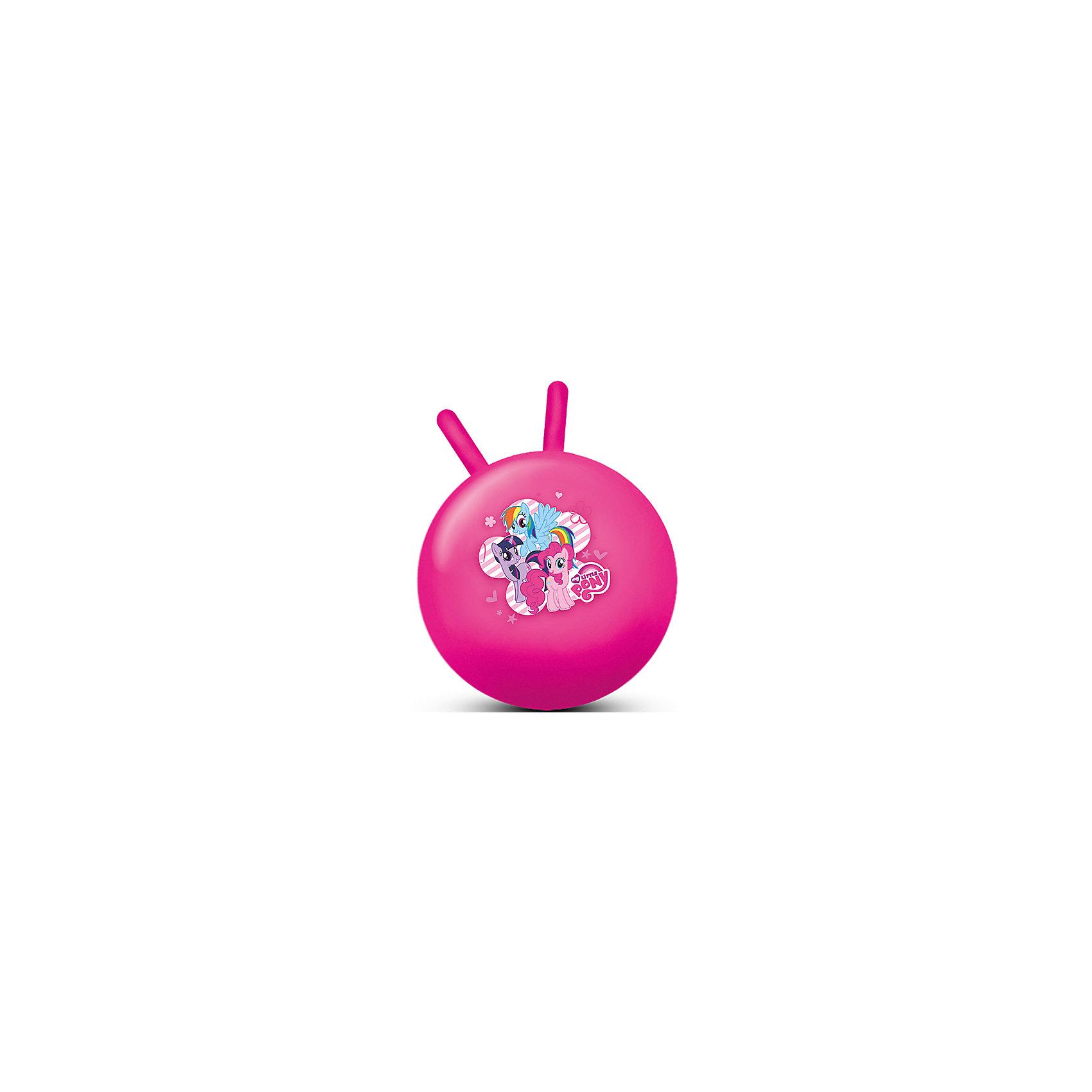 Мяч My Litlle Pony, 45 см, Играем ВместеМячи детские<br><br><br>Ширина мм: 180<br>Глубина мм: 80<br>Высота мм: 240<br>Вес г: 660<br>Возраст от месяцев: 36<br>Возраст до месяцев: 60<br>Пол: Унисекс<br>Возраст: Детский<br>SKU: 6848817